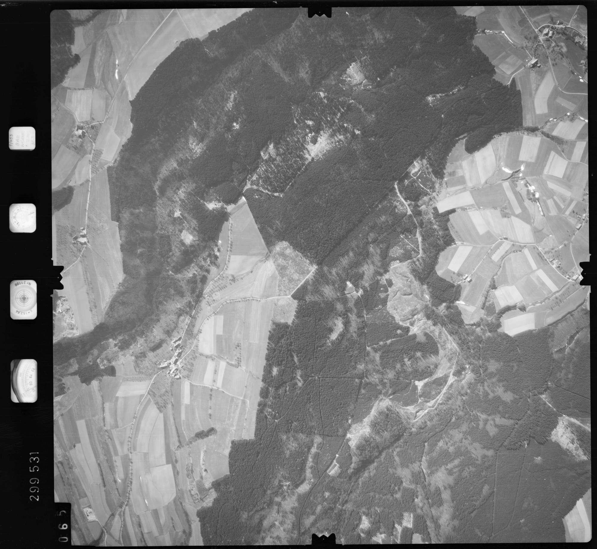 Luftbild: Film 66 Bildnr. 65, Bild 1