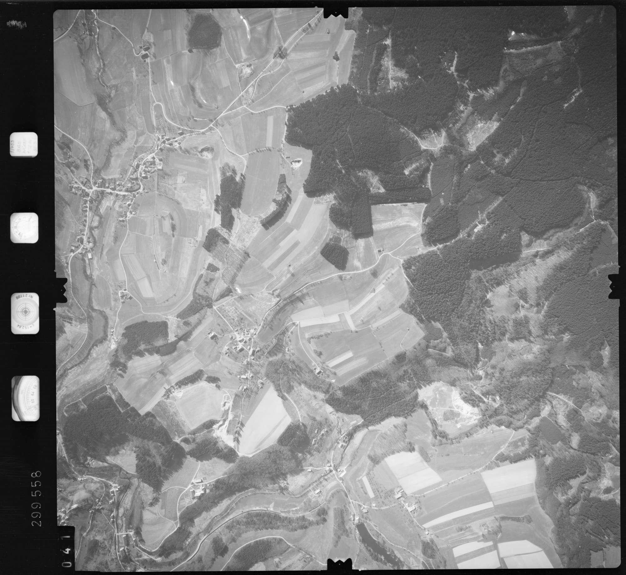 Luftbild: Film 66 Bildnr. 41, Bild 1