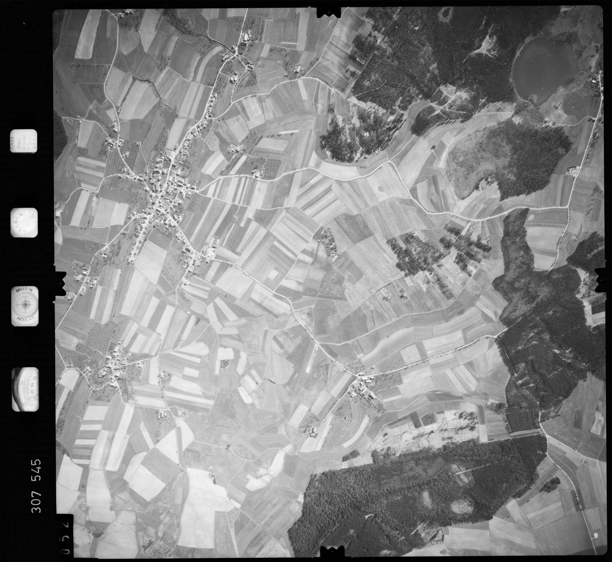 Luftbild: Film 61 Bildnr. 52, Bild 1