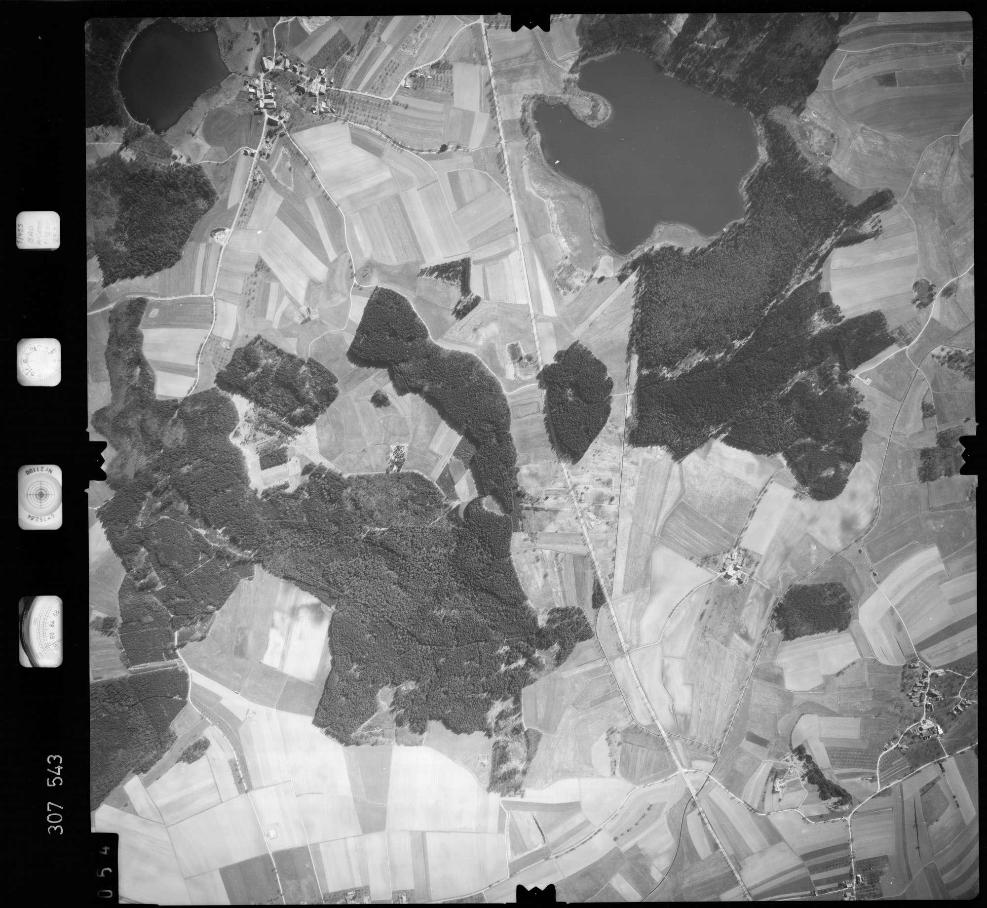 Luftbild: Film 61 Bildnr. 54, Bild 1