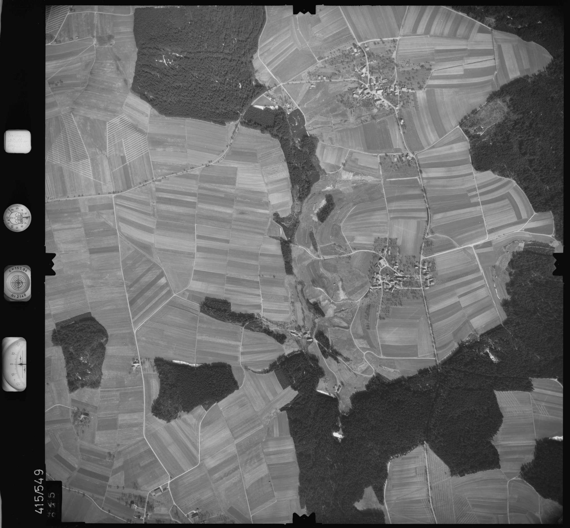Luftbild: Film 6 Bildnr. 425, Bild 1