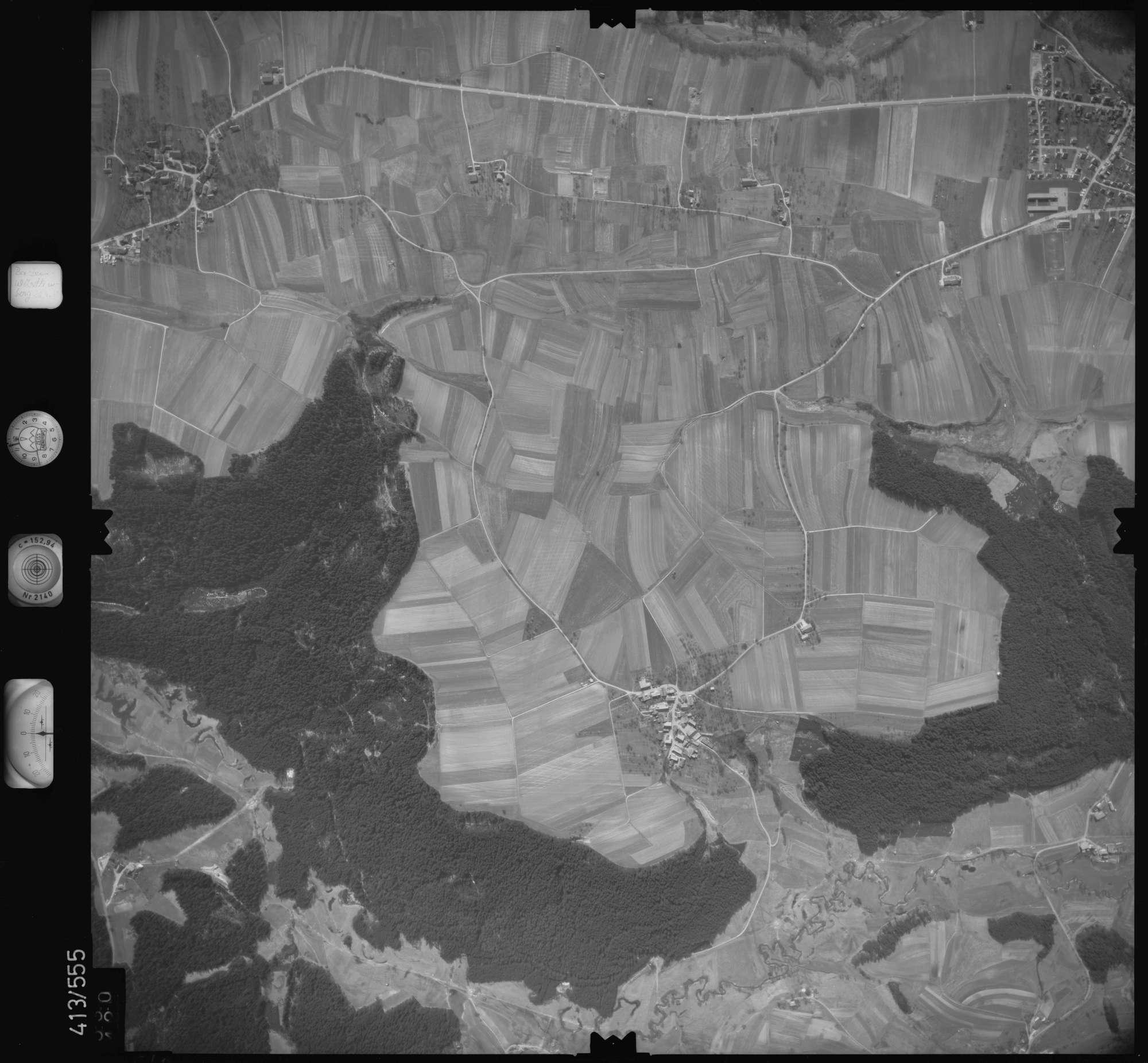 Luftbild: Film 6 Bildnr. 530, Bild 1
