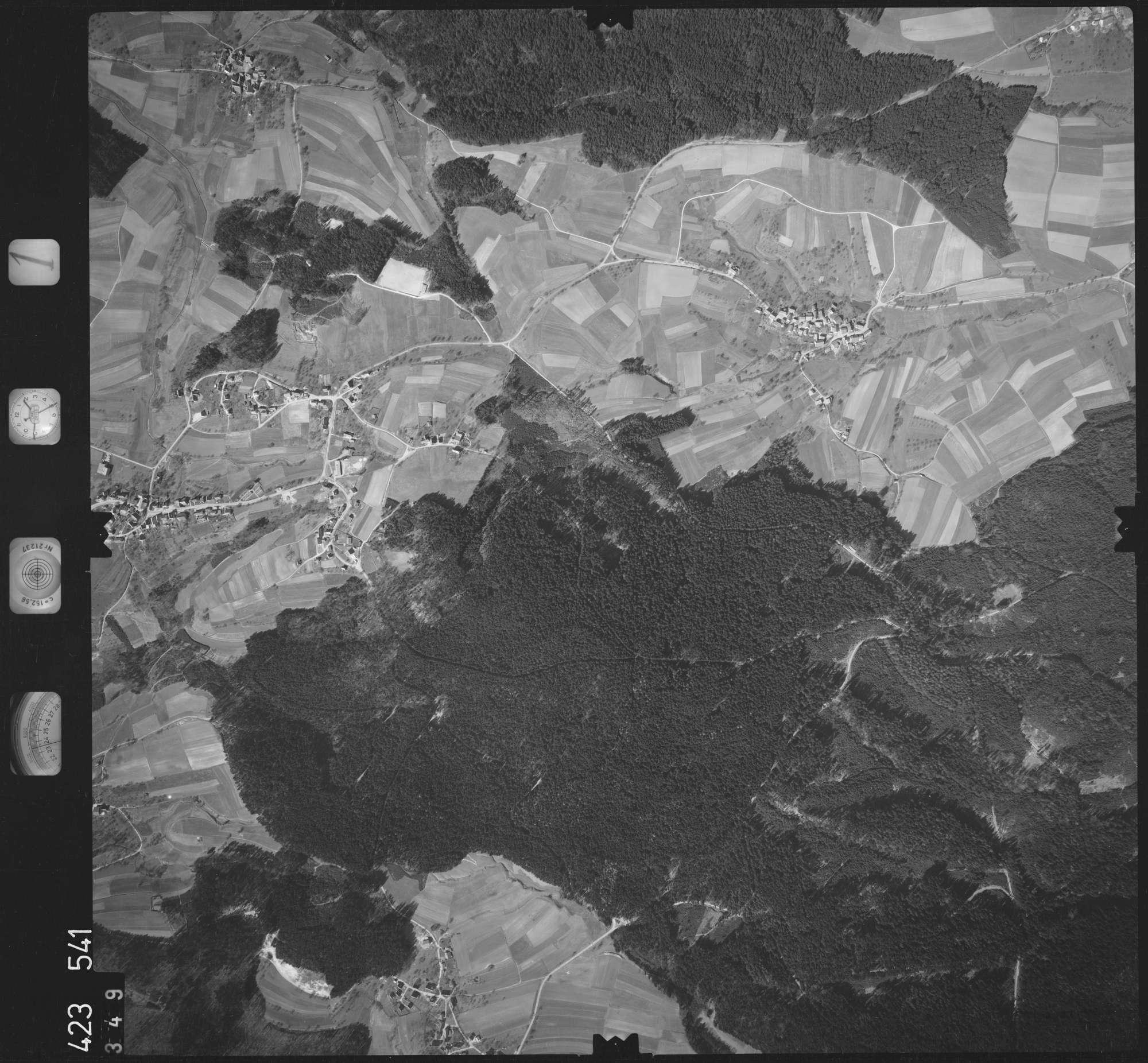 Luftbild: Film 1 Bildnr. 349, Bild 1