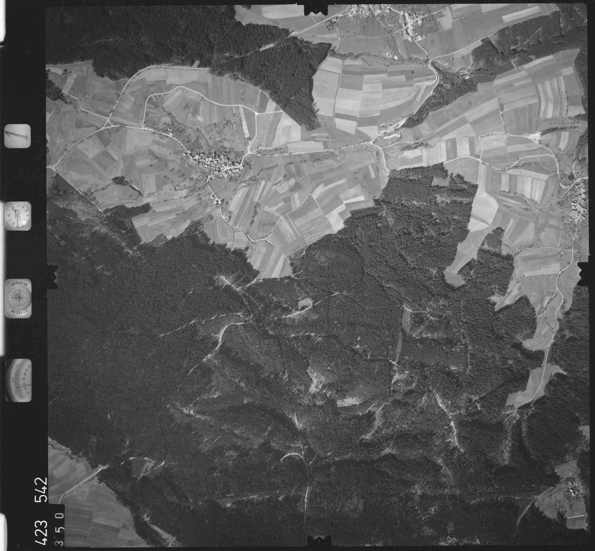 Luftbild: Film 1 Bildnr. 350, Bild 1