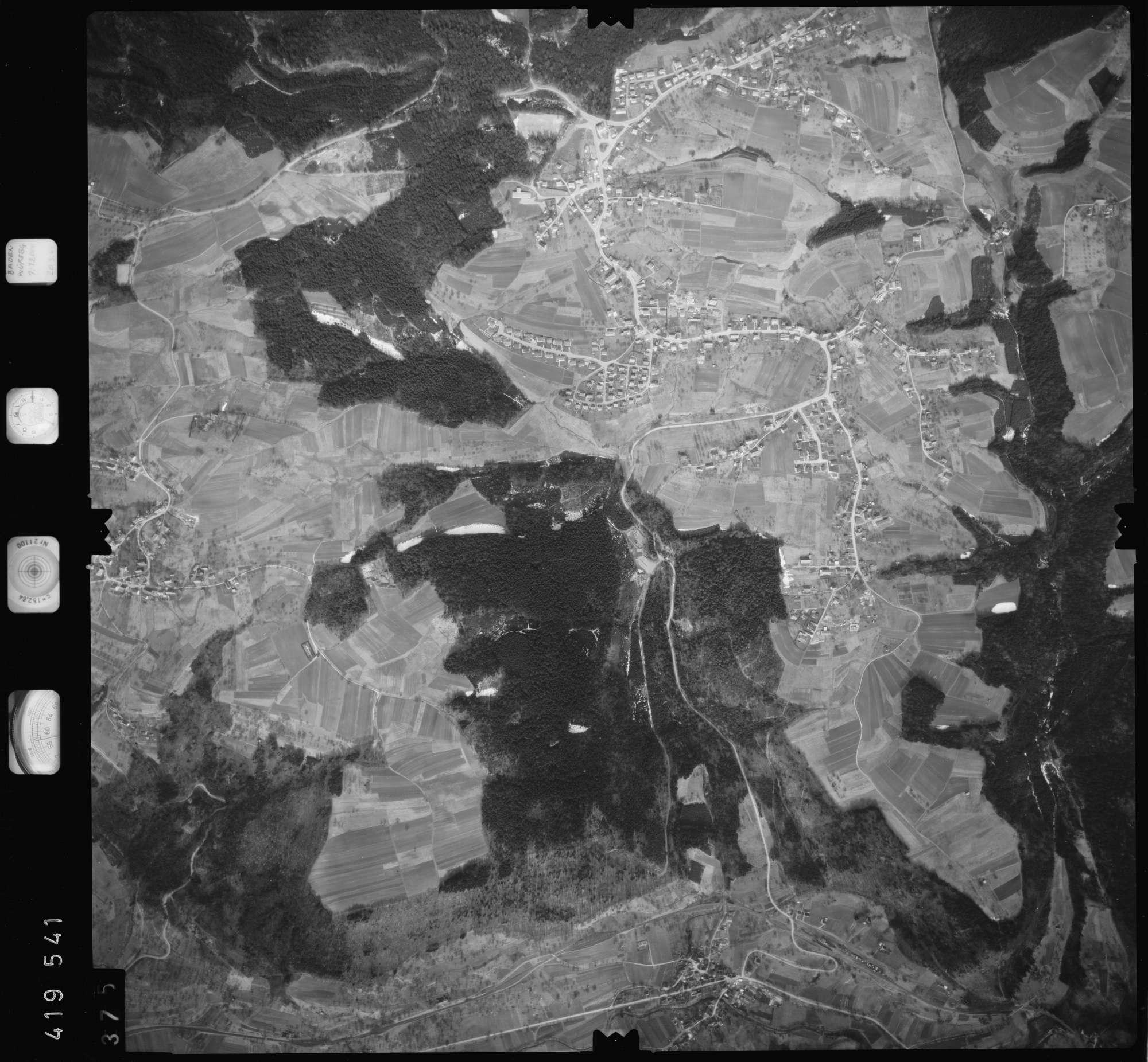 Luftbild: Film 2 Bildnr. 375, Bild 1