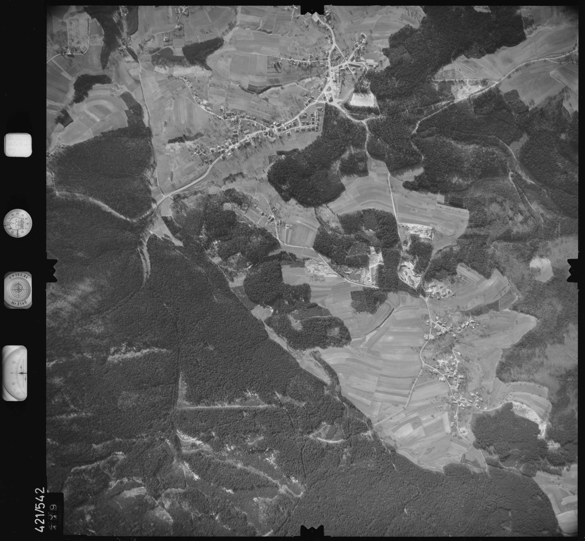 Luftbild: Film 6 Bildnr. 259, Bild 1