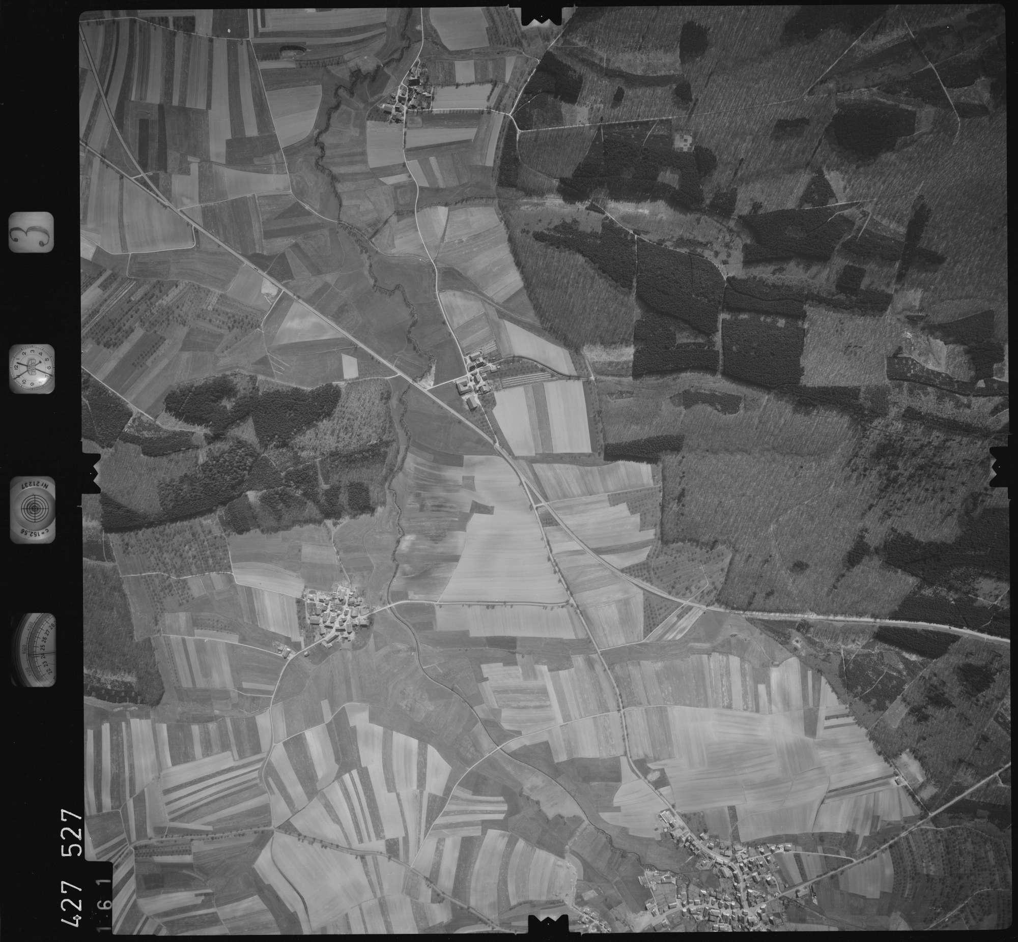 Luftbild: Film 3 Bildnr. 161, Bild 1