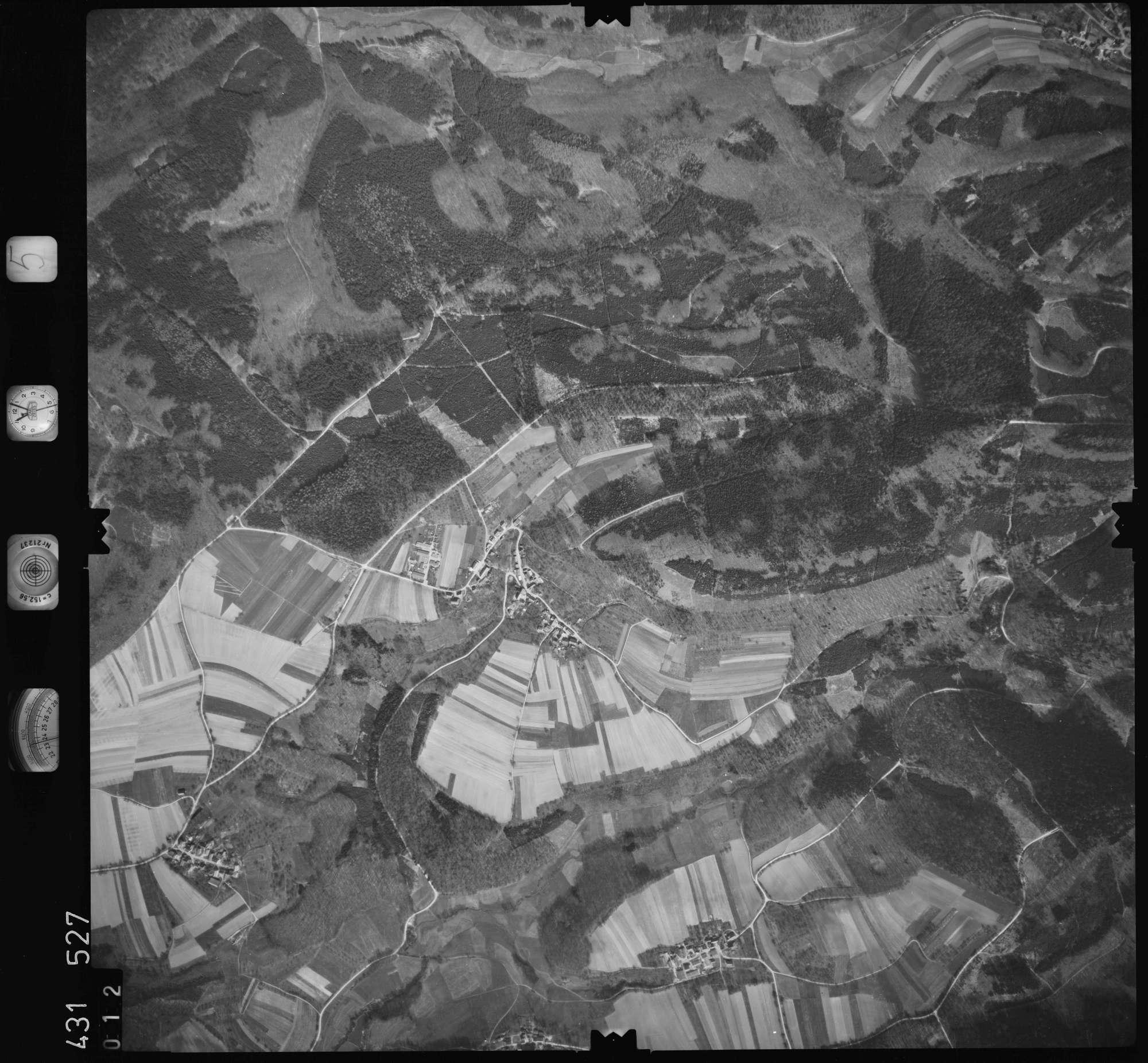 Luftbild: Film 5 Bildnr. 12, Bild 1
