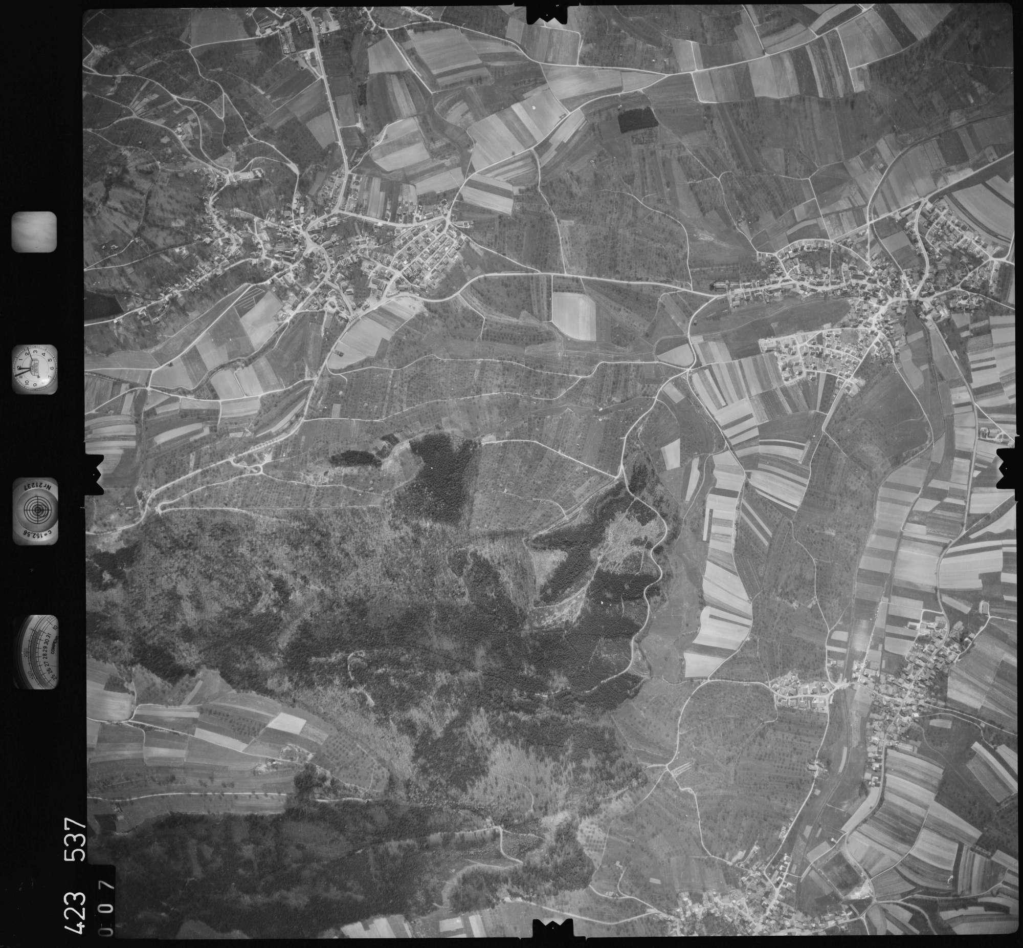 Luftbild: Film 1 Bildnr. 7, Bild 1