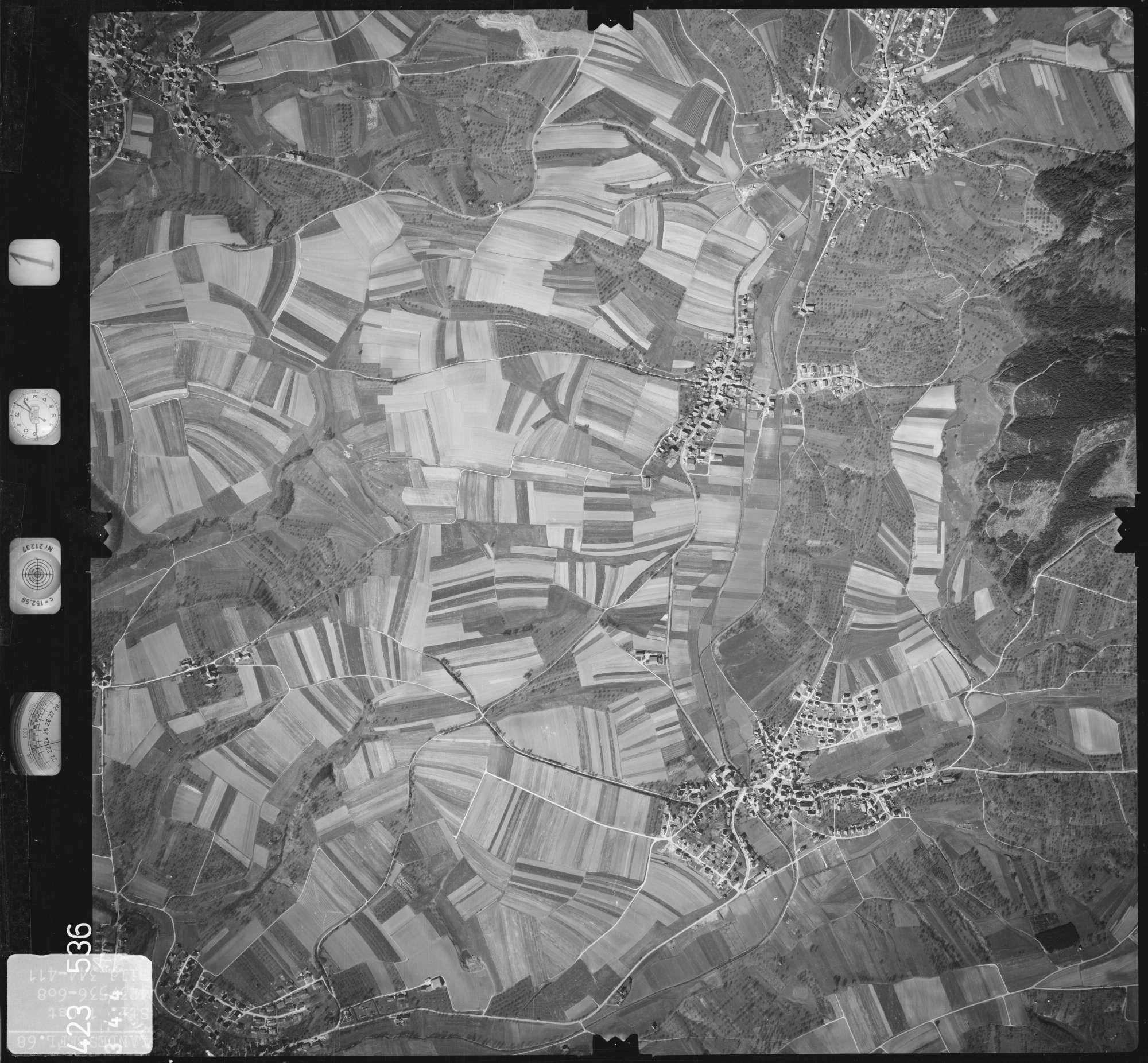 Luftbild: Film 1 Bildnr. 344, Bild 1