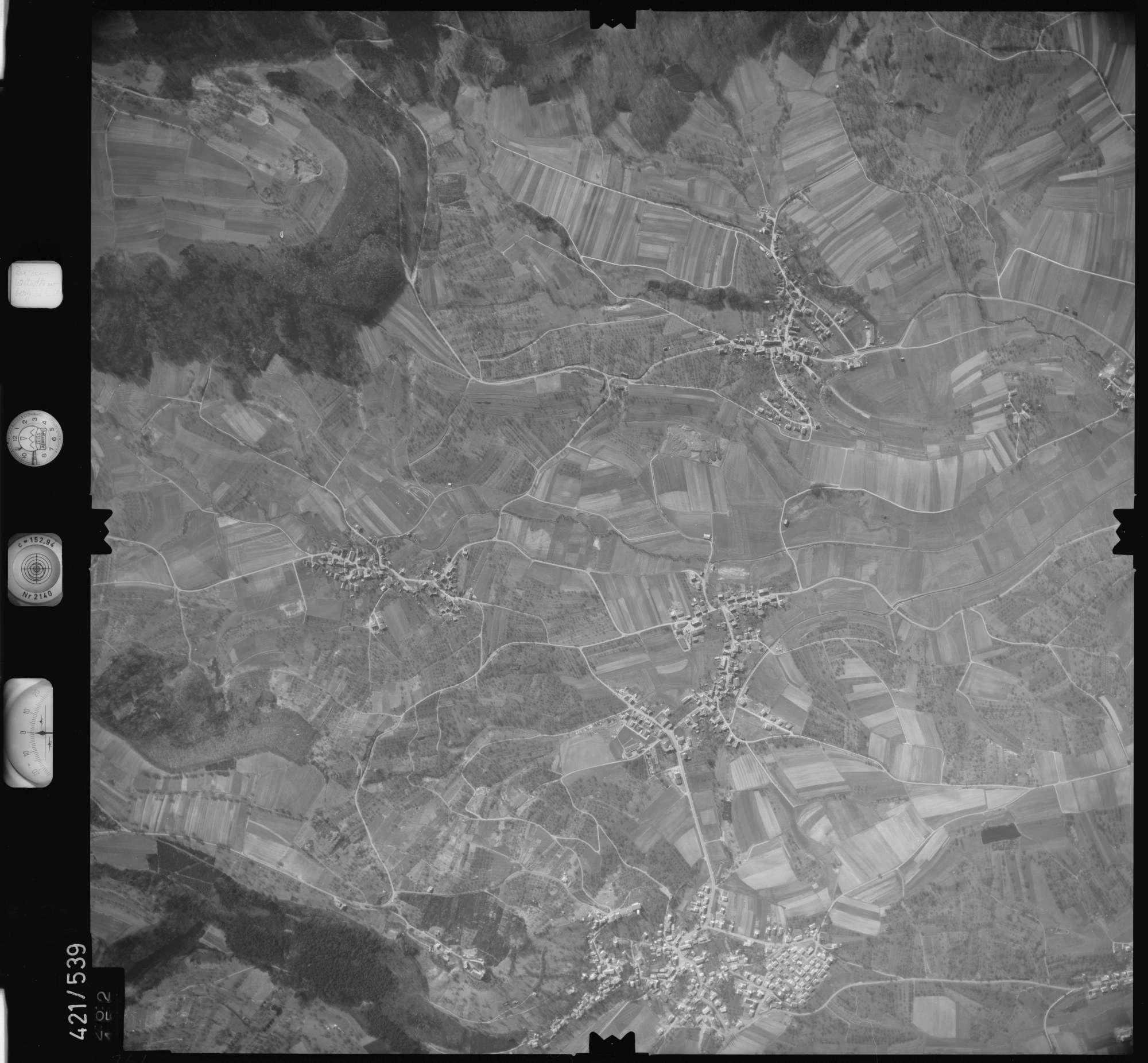 Luftbild: Film 6 Bildnr. 262, Bild 1
