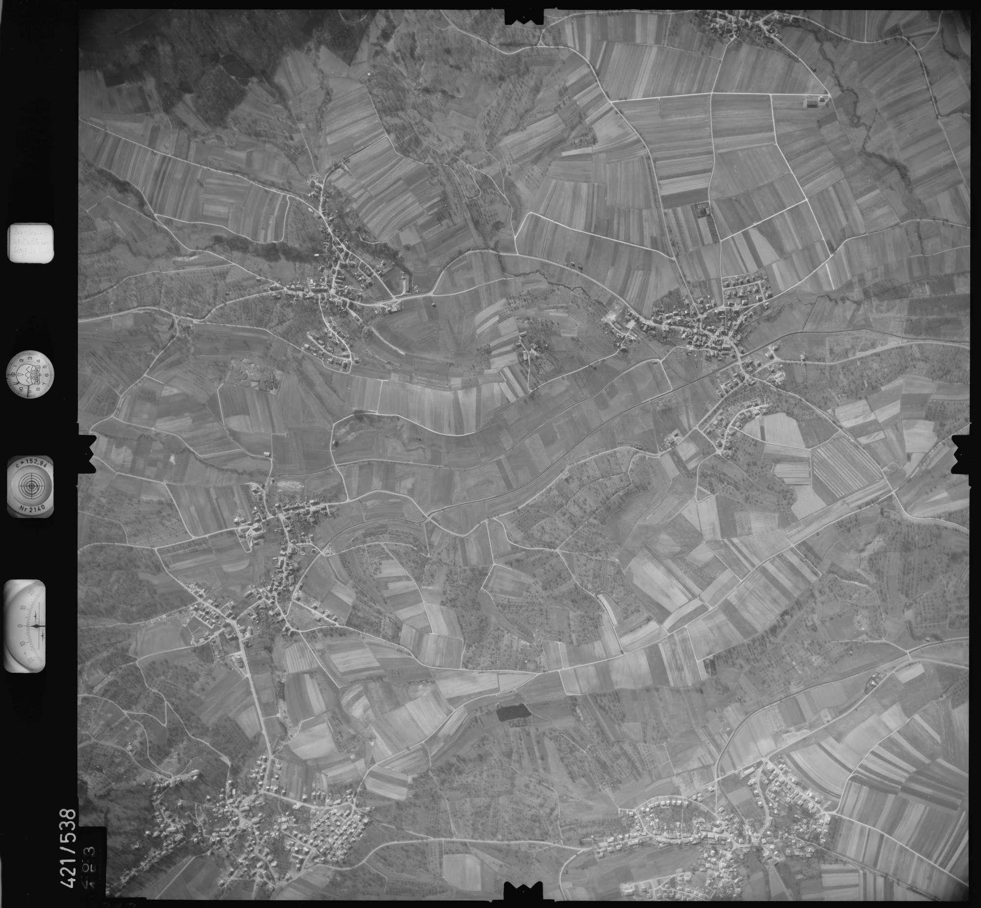 Luftbild: Film 6 Bildnr. 263, Bild 1