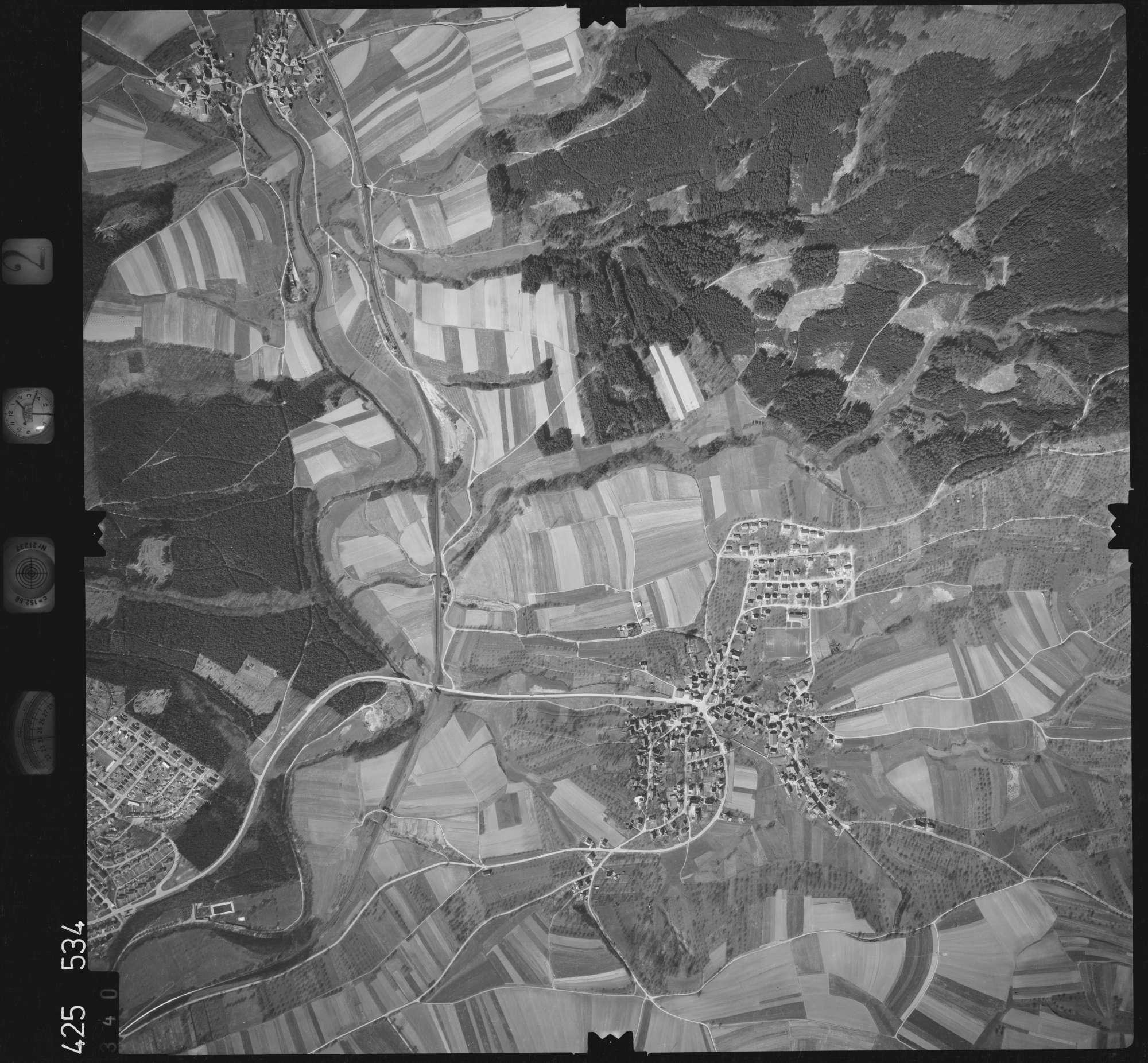 Luftbild: Film 2 Bildnr. 340, Bild 1