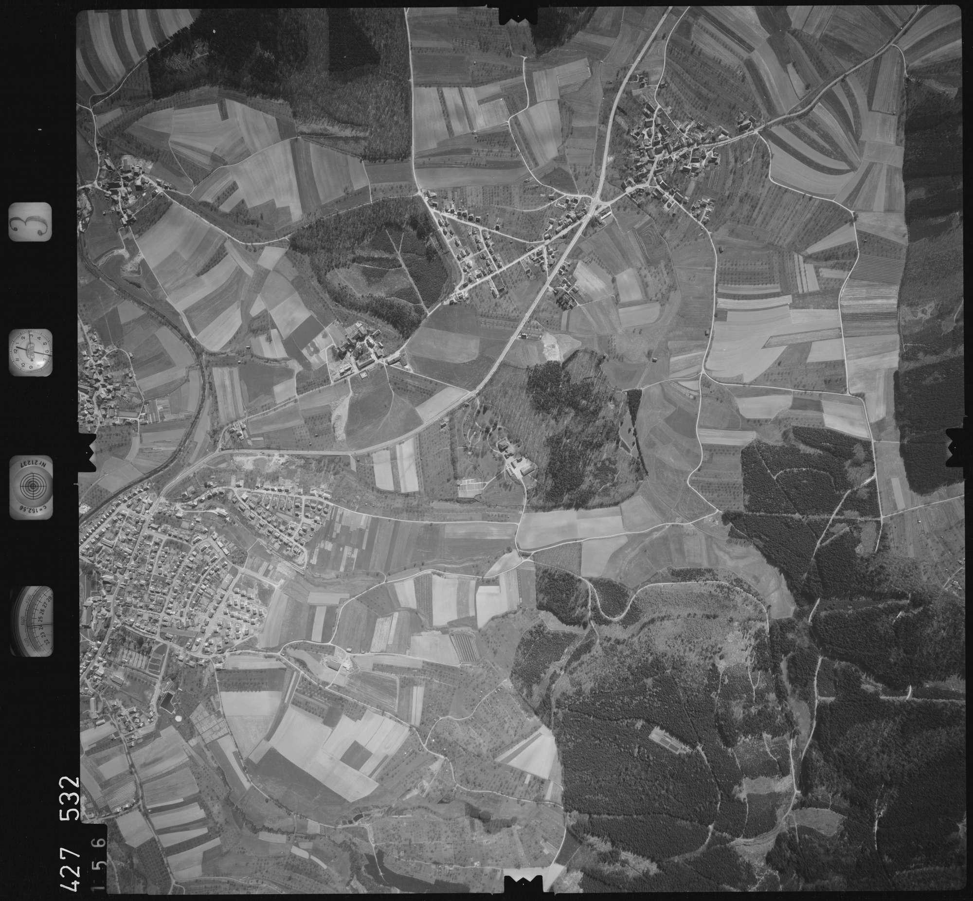 Luftbild: Film 3 Bildnr. 156, Bild 1