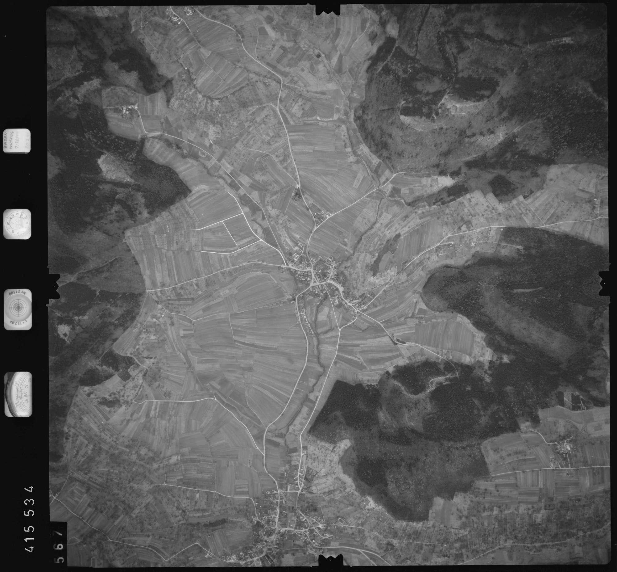 Luftbild: Film 2 Bildnr. 567, Bild 1
