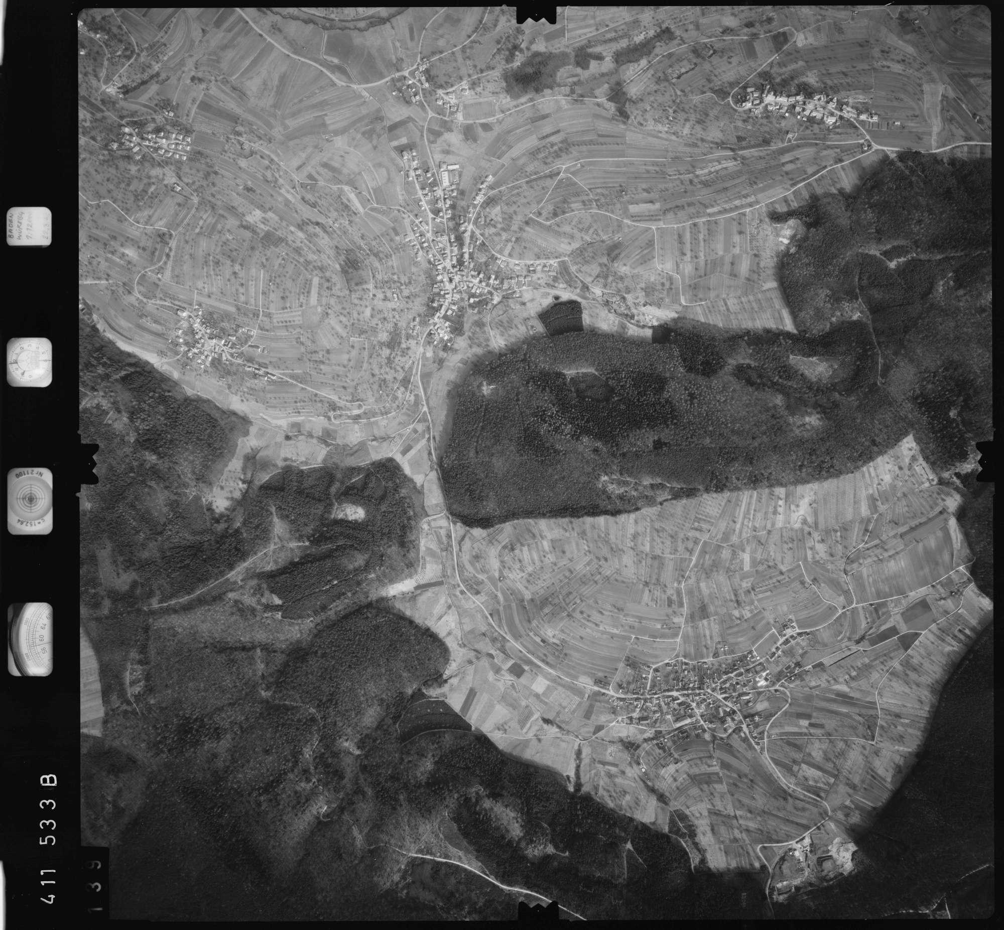 Luftbild: Film 5 Bildnr. 139, Bild 1