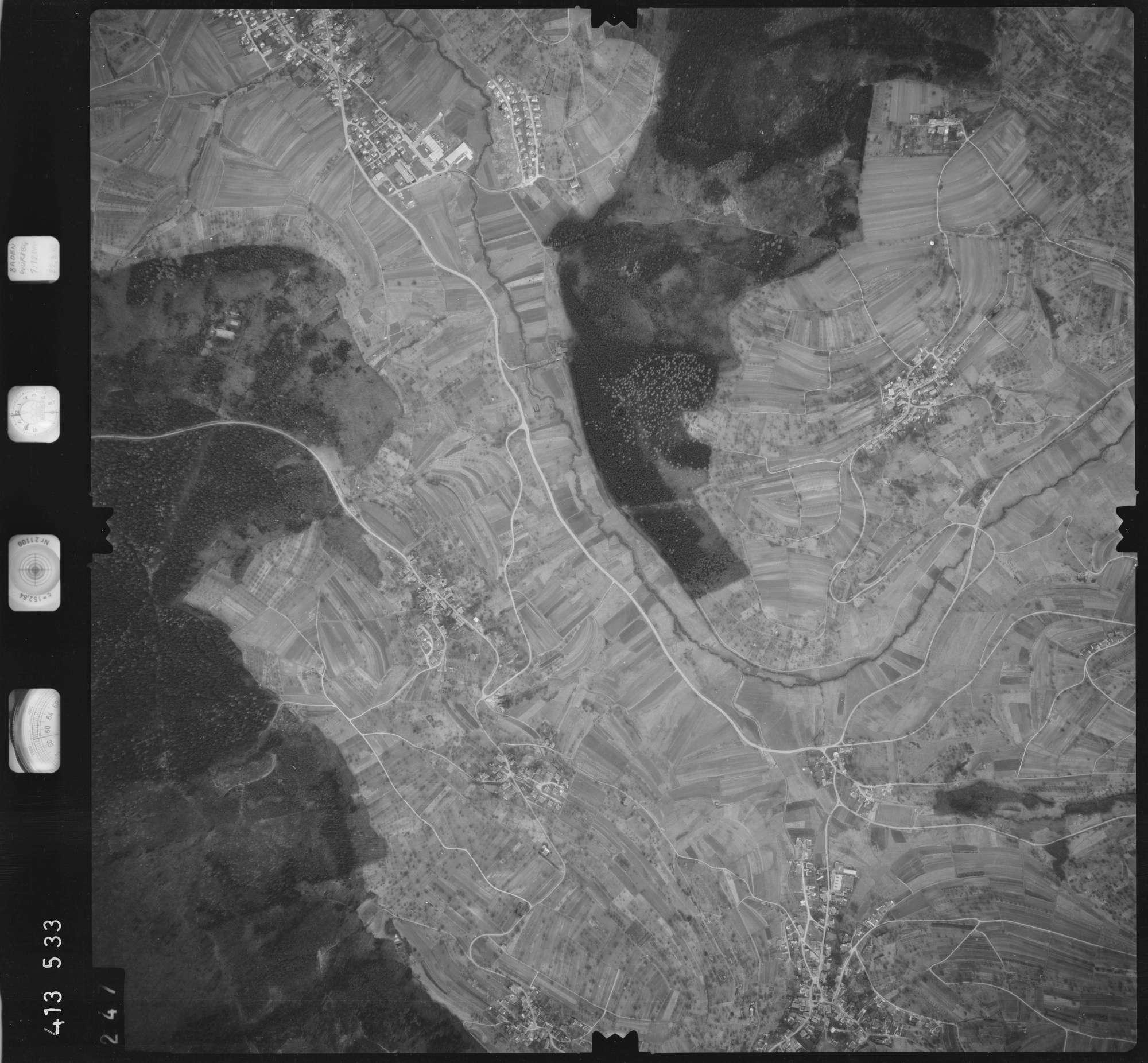 Luftbild: Film 5 Bildnr. 247, Bild 1