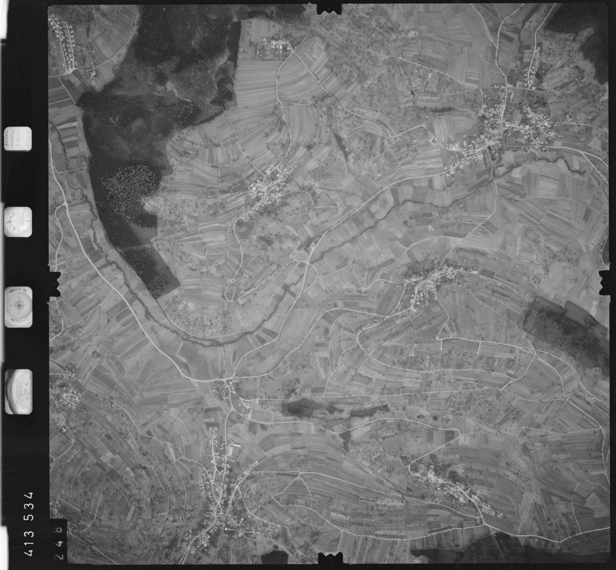 Luftbild: Film 5 Bildnr. 248, Bild 1