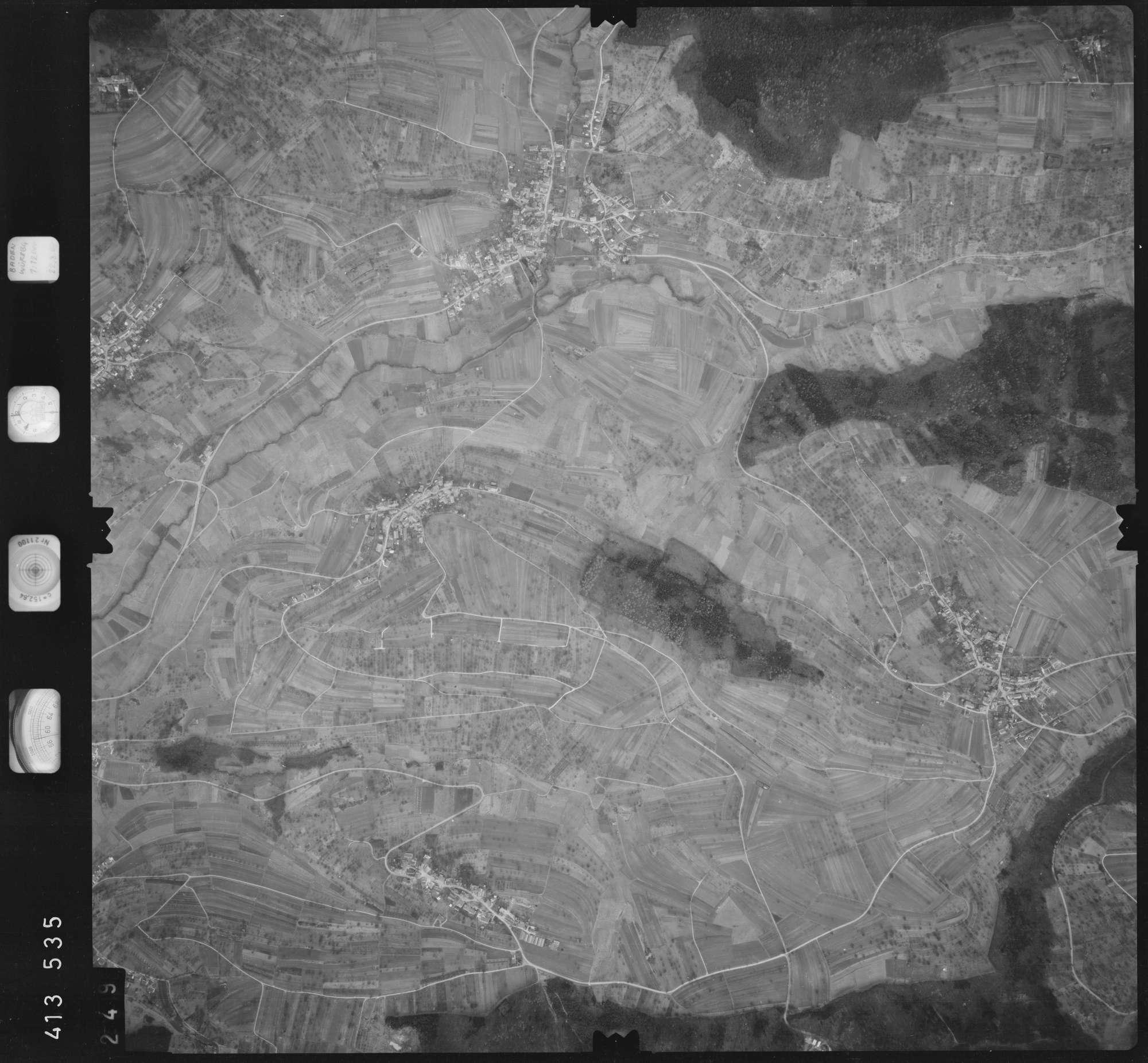 Luftbild: Film 5 Bildnr. 249, Bild 1