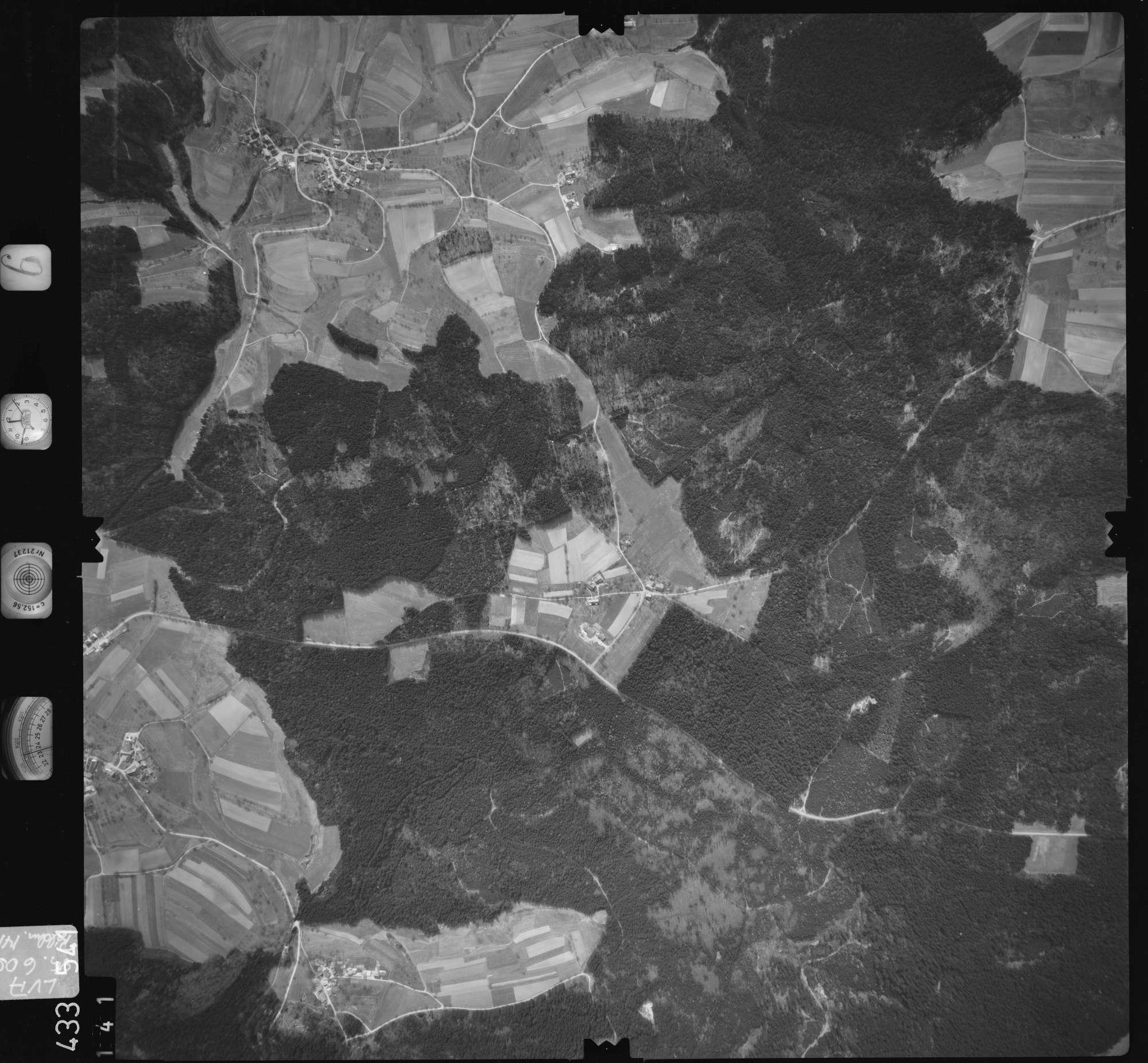 Luftbild: Film 6 Bildnr. 141, Bild 1