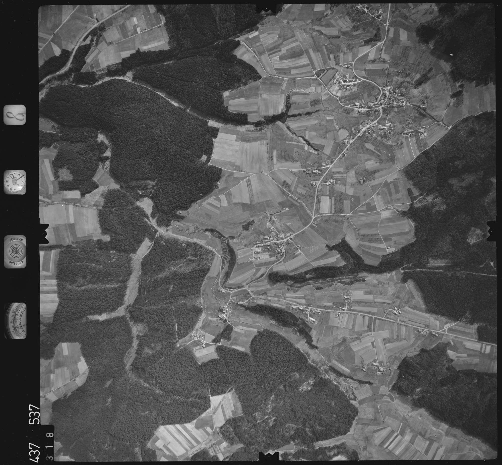 Luftbild: Film 8 Bildnr. 318, Bild 1