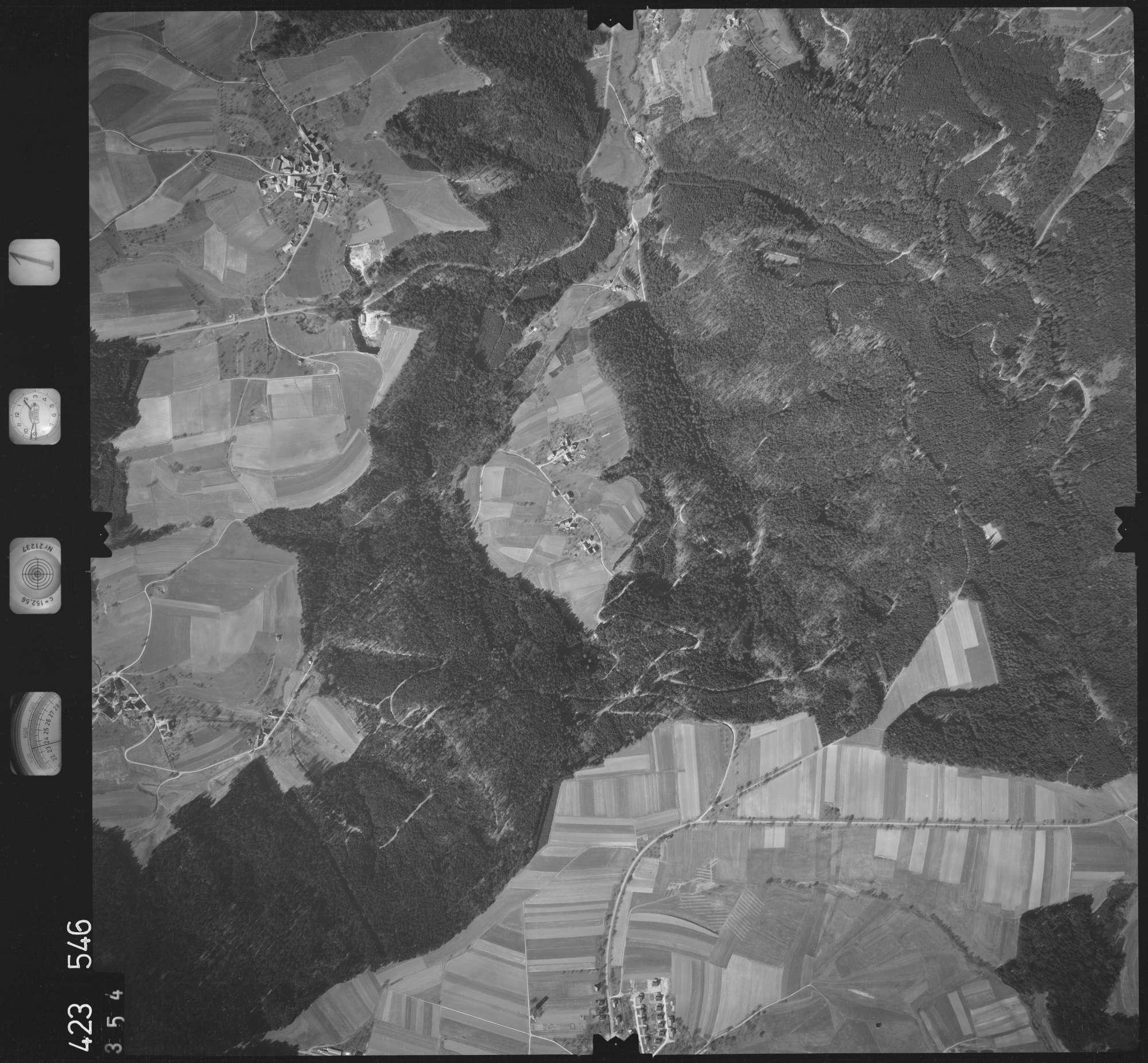Luftbild: Film 1 Bildnr. 354, Bild 1