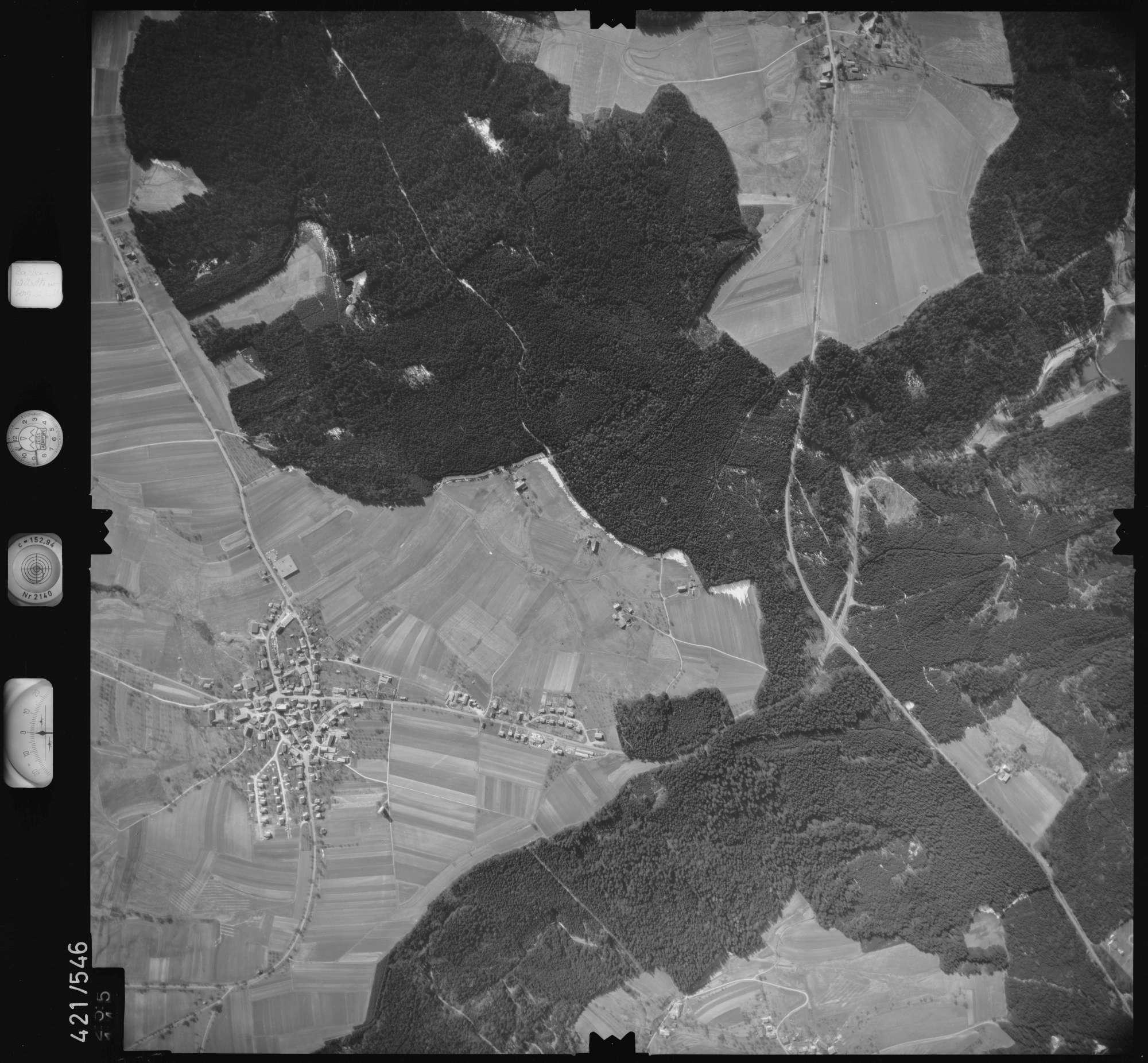 Luftbild: Film 6 Bildnr. 255, Bild 1