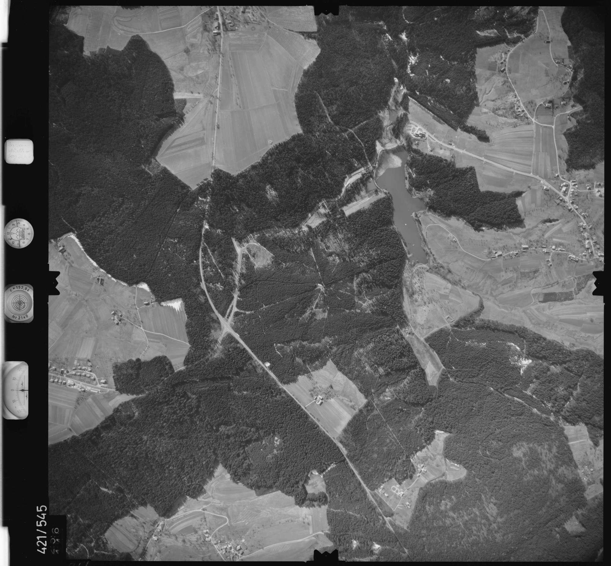 Luftbild: Film 6 Bildnr. 256, Bild 1