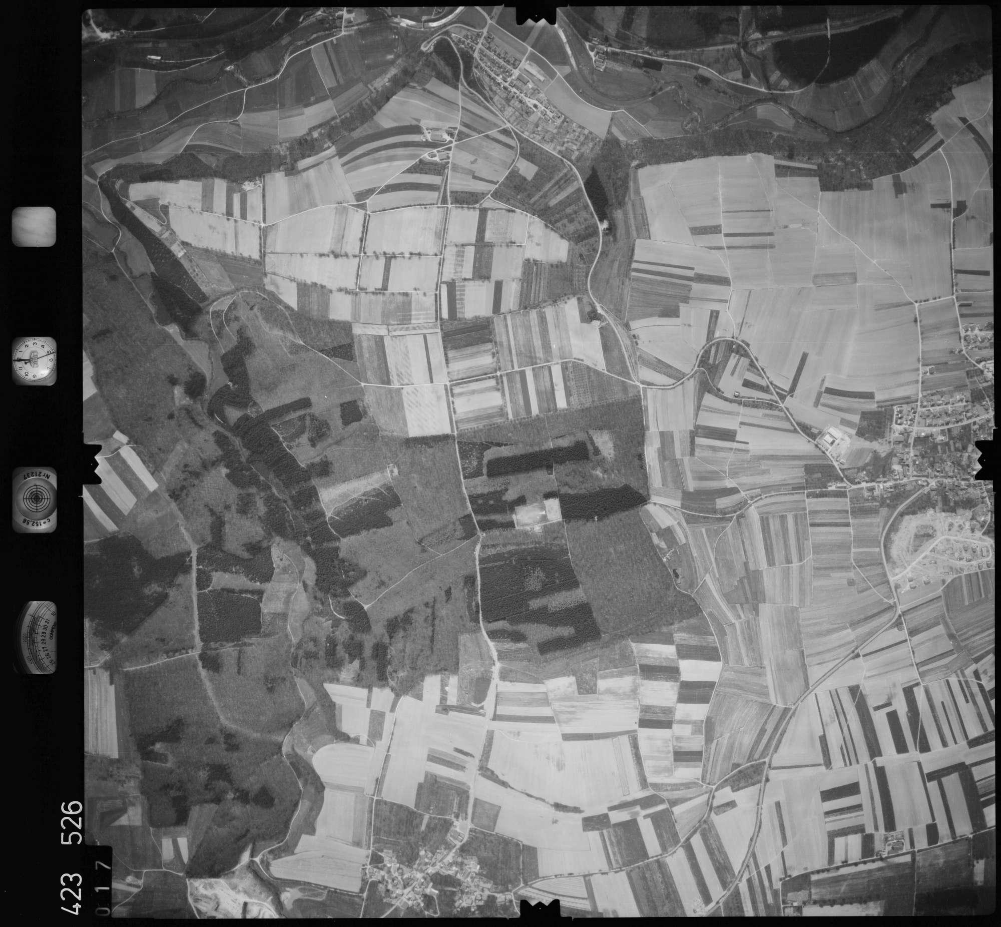 Luftbild: Film 1 Bildnr. 17, Bild 1