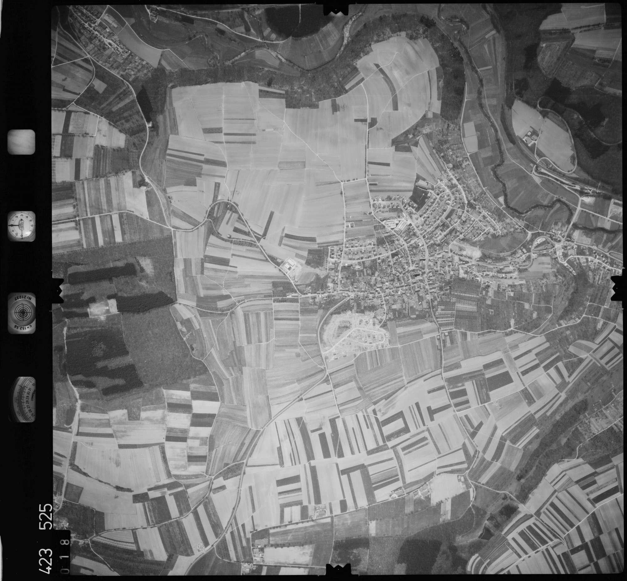 Luftbild: Film 1 Bildnr. 18, Bild 1