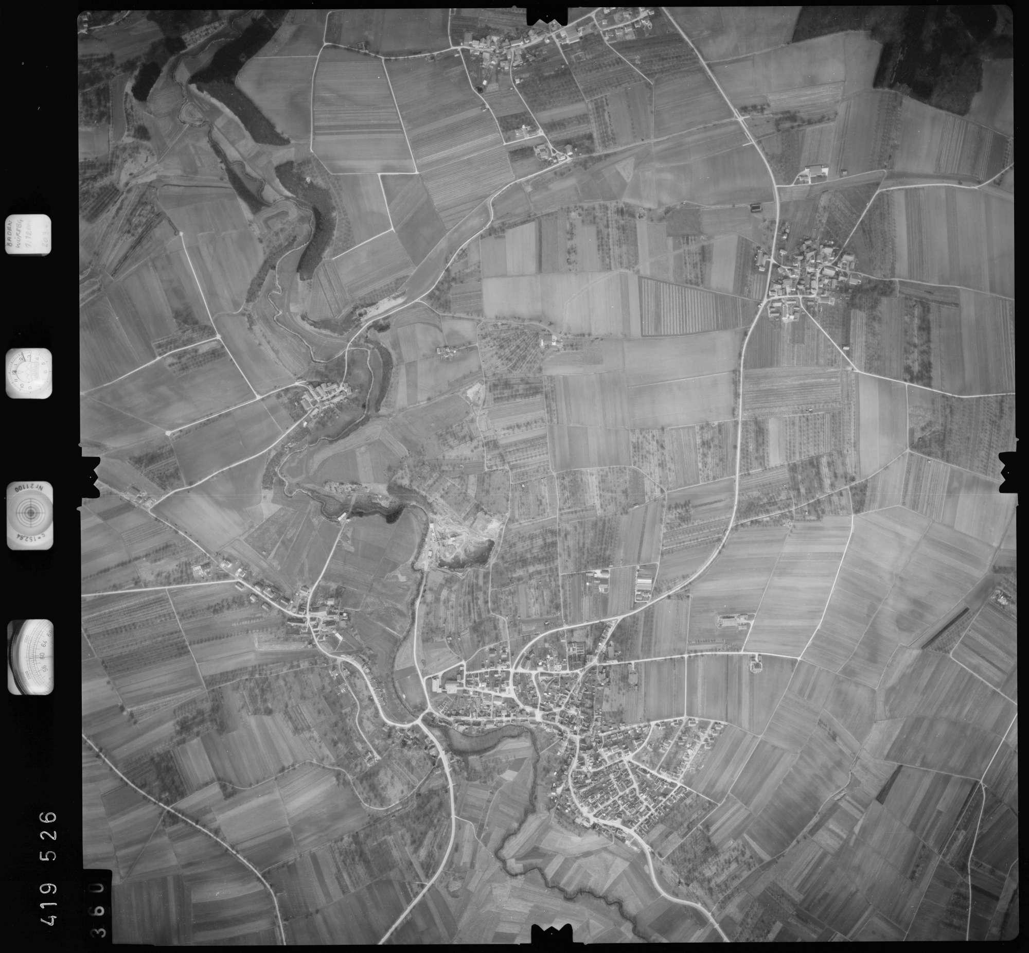 Luftbild: Film 2 Bildnr. 360, Bild 1