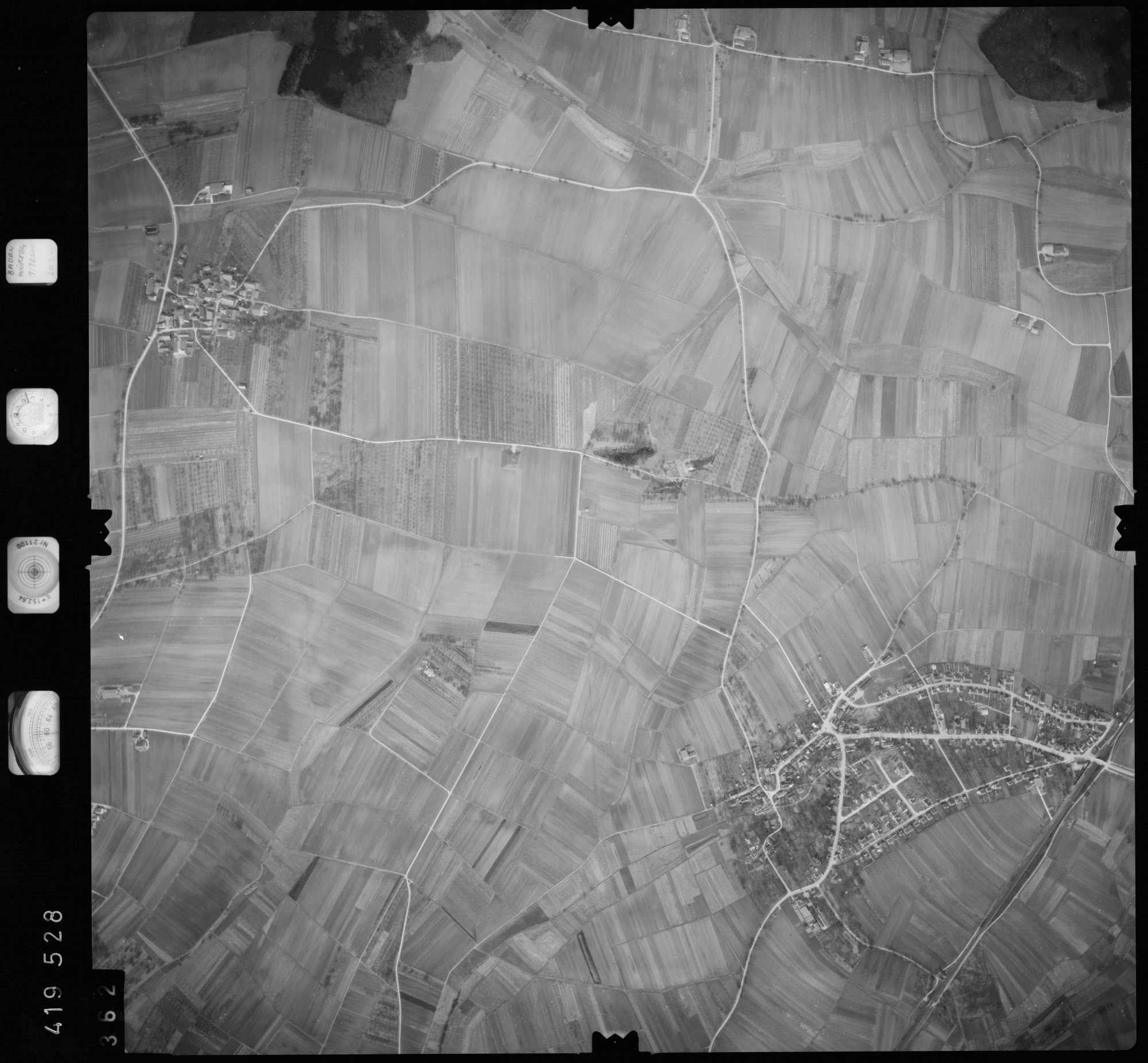 Luftbild: Film 2 Bildnr. 362, Bild 1