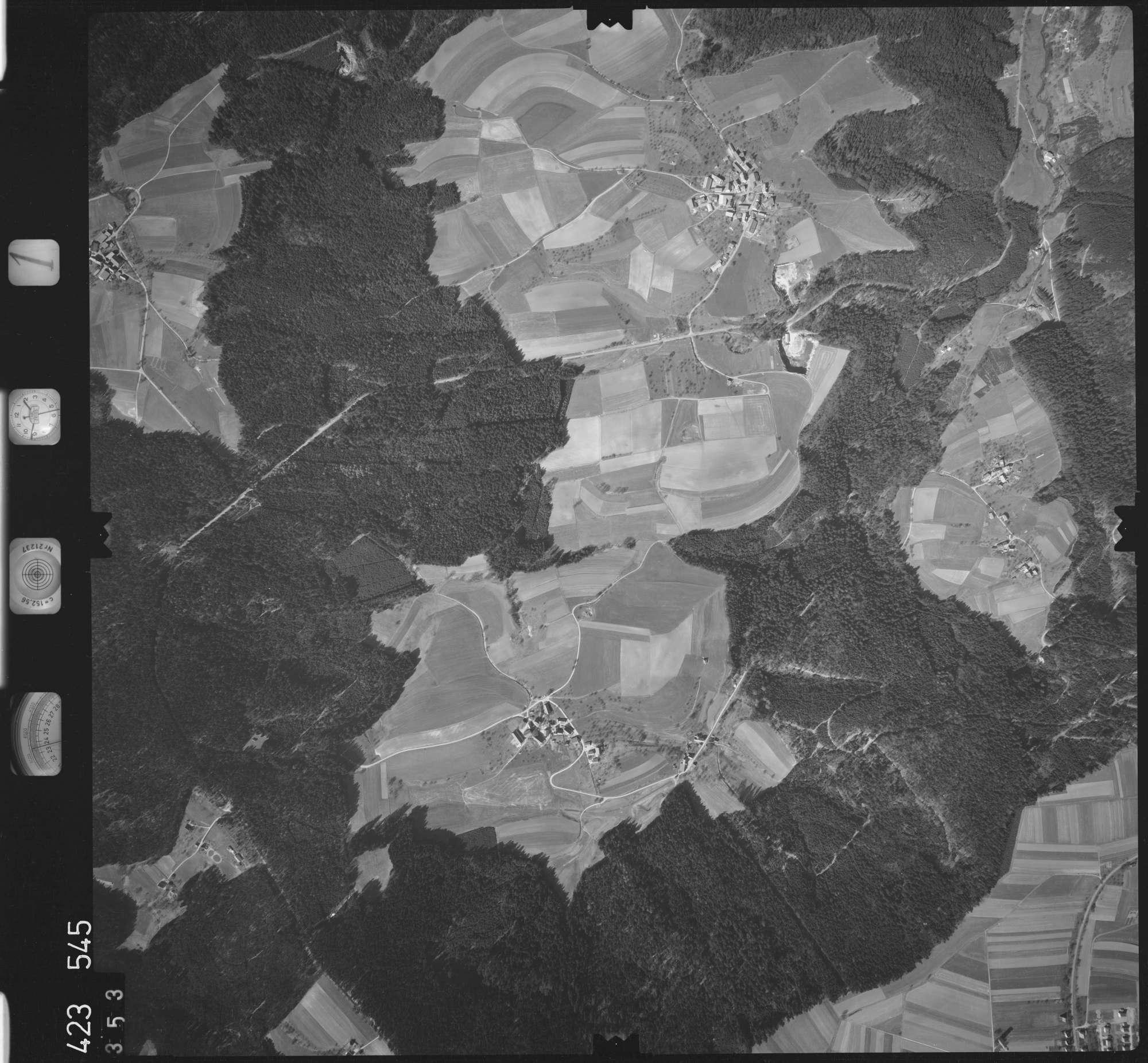 Luftbild: Film 1 Bildnr. 353, Bild 1