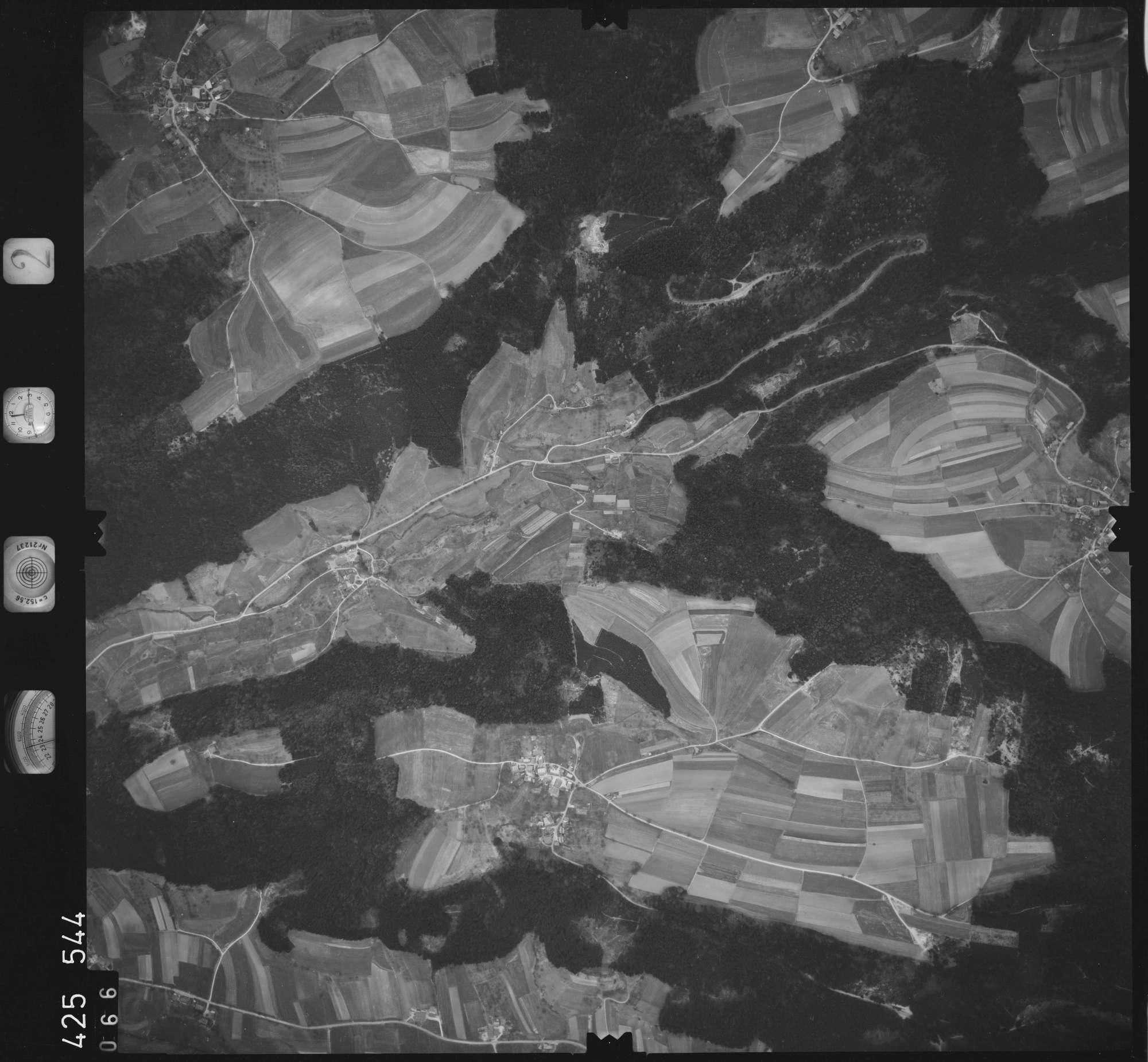 Luftbild: Film 2 Bildnr. 66, Bild 1