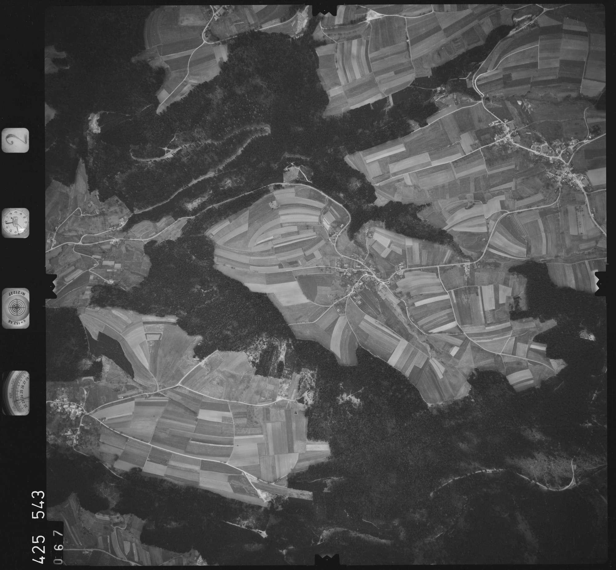 Luftbild: Film 2 Bildnr. 67, Bild 1