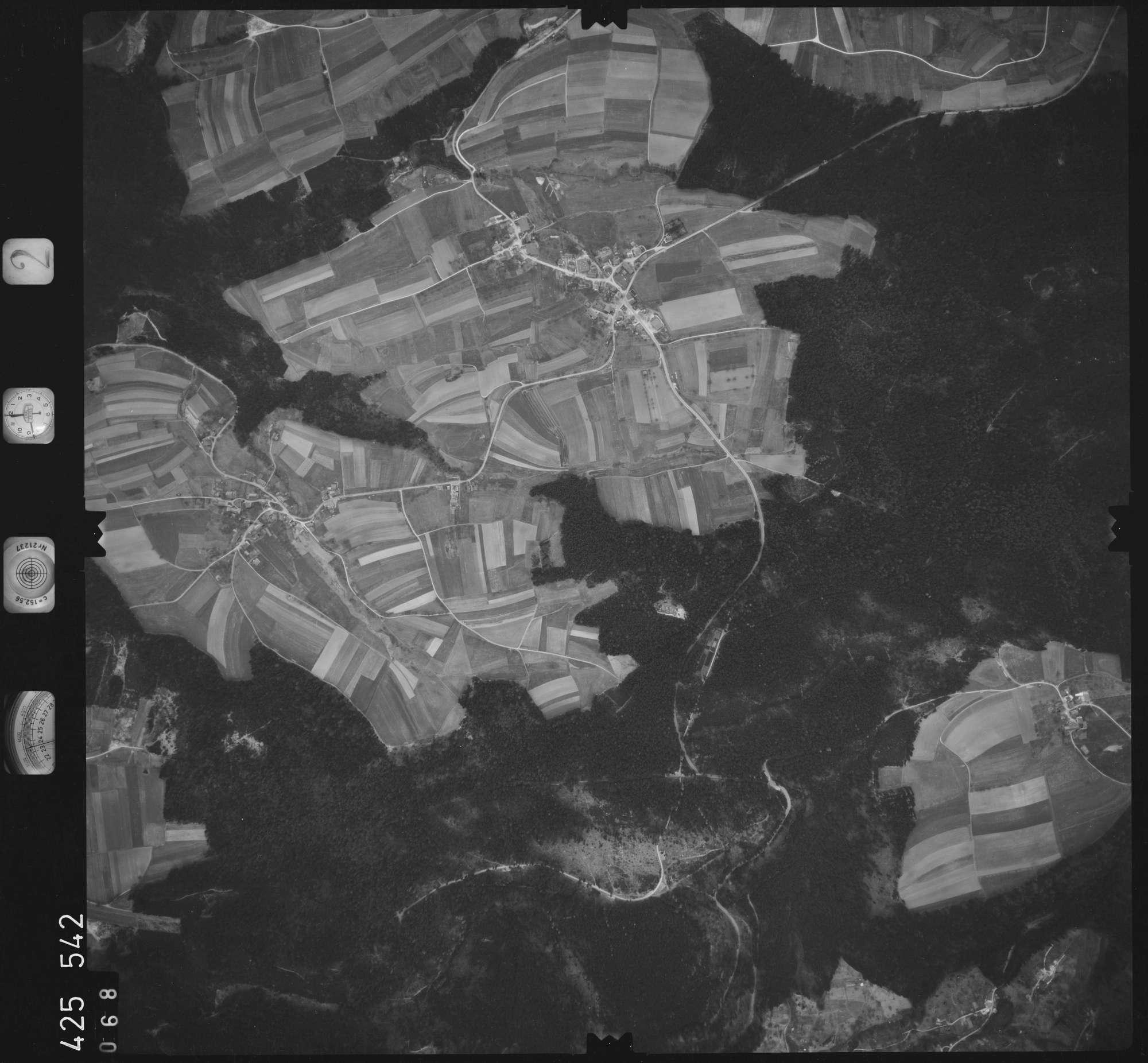 Luftbild: Film 2 Bildnr. 68, Bild 1