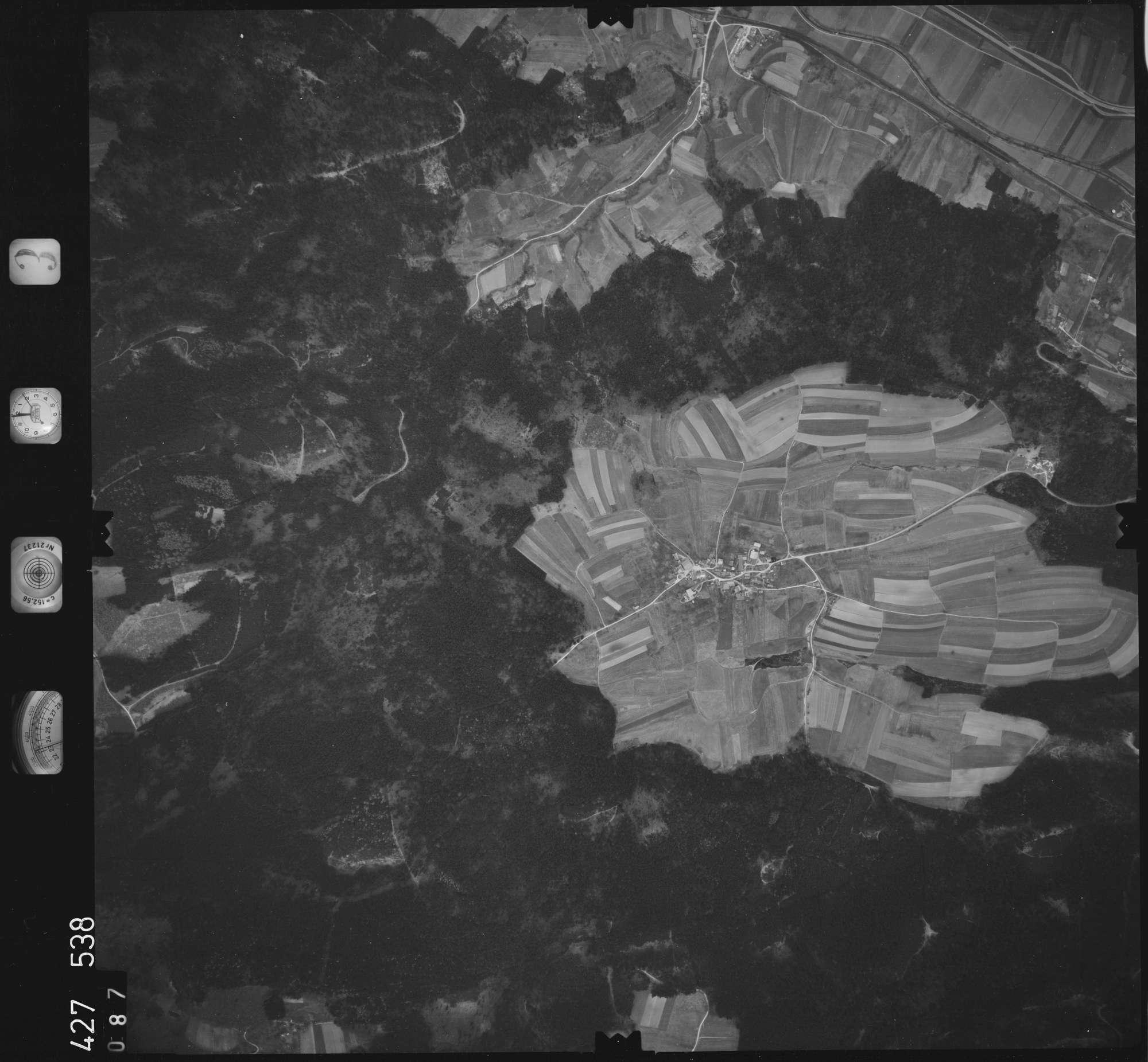 Luftbild: Film 3 Bildnr. 87, Bild 1