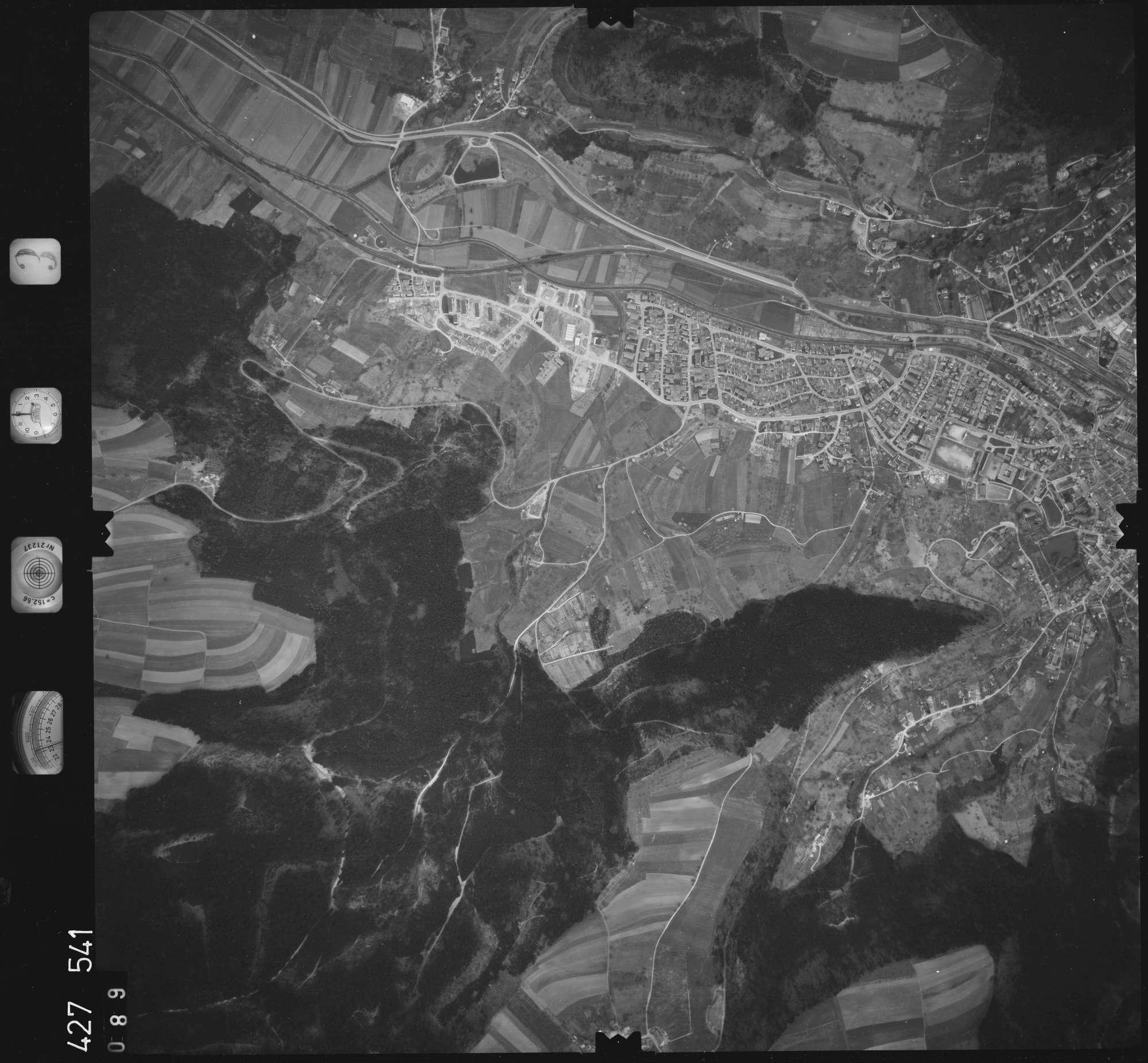 Luftbild: Film 3 Bildnr. 89, Bild 1