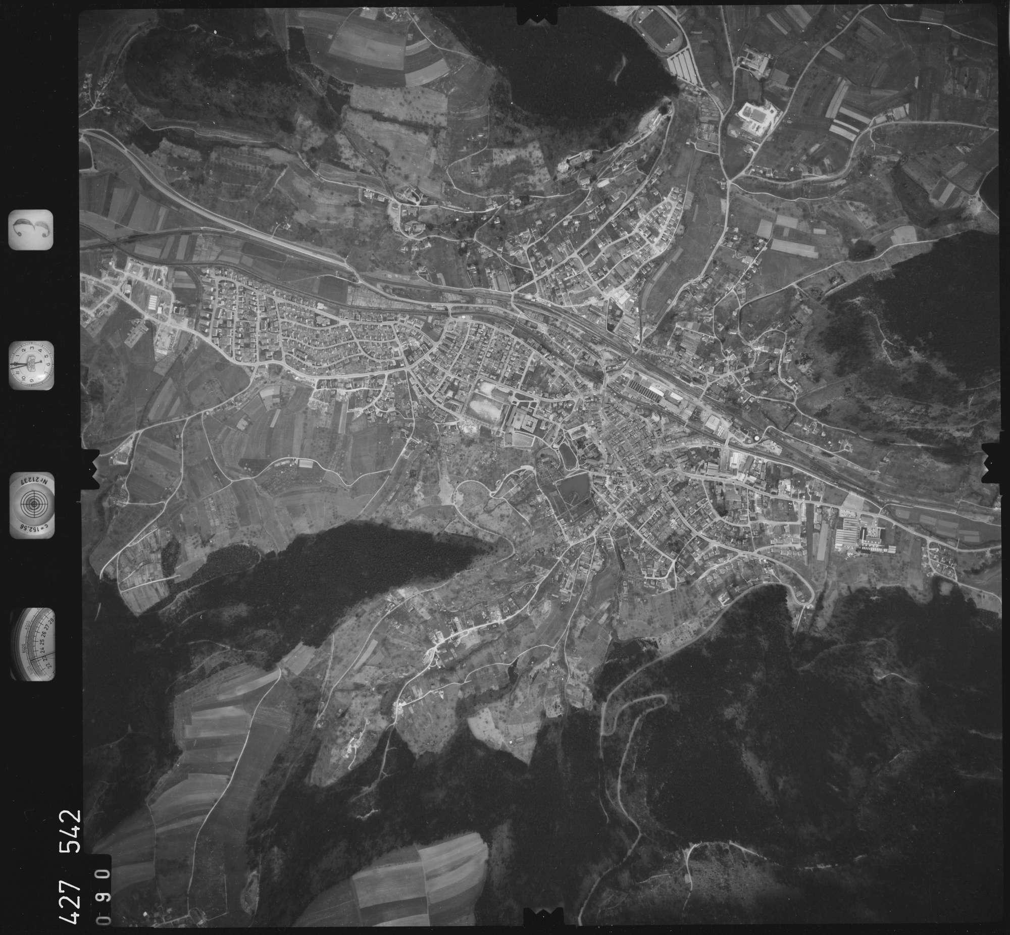 Luftbild: Film 3 Bildnr. 90, Bild 1