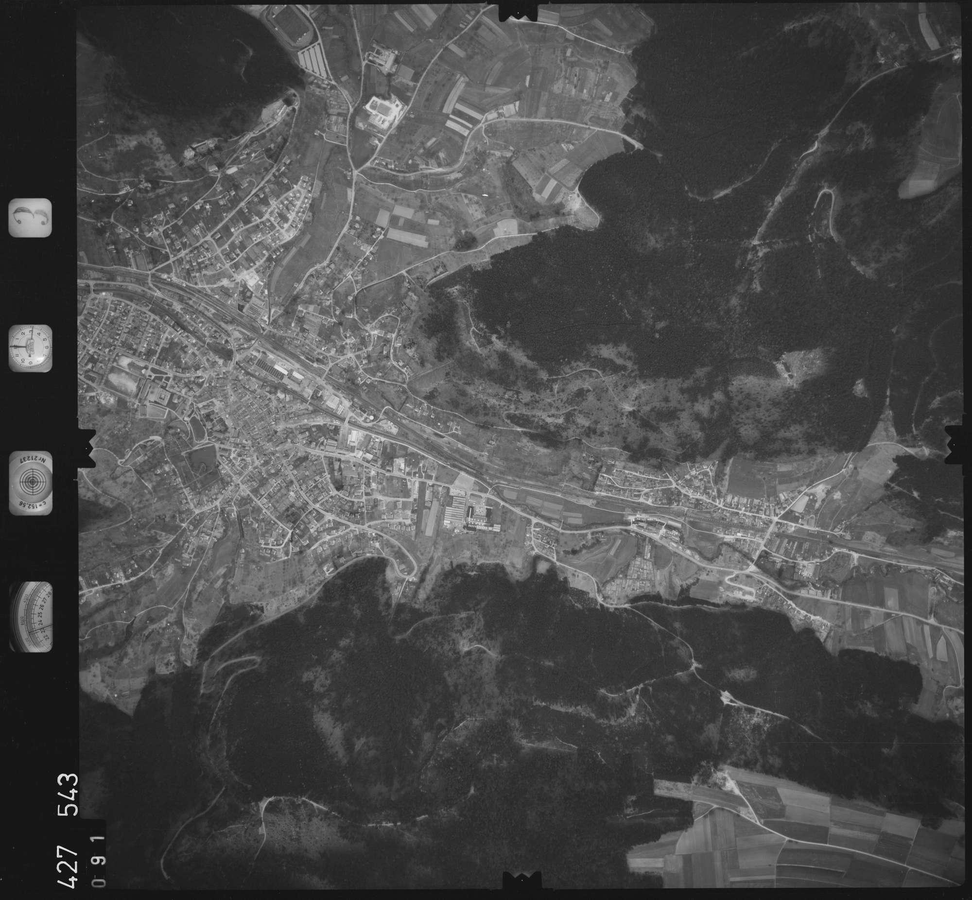 Luftbild: Film 3 Bildnr. 91, Bild 1