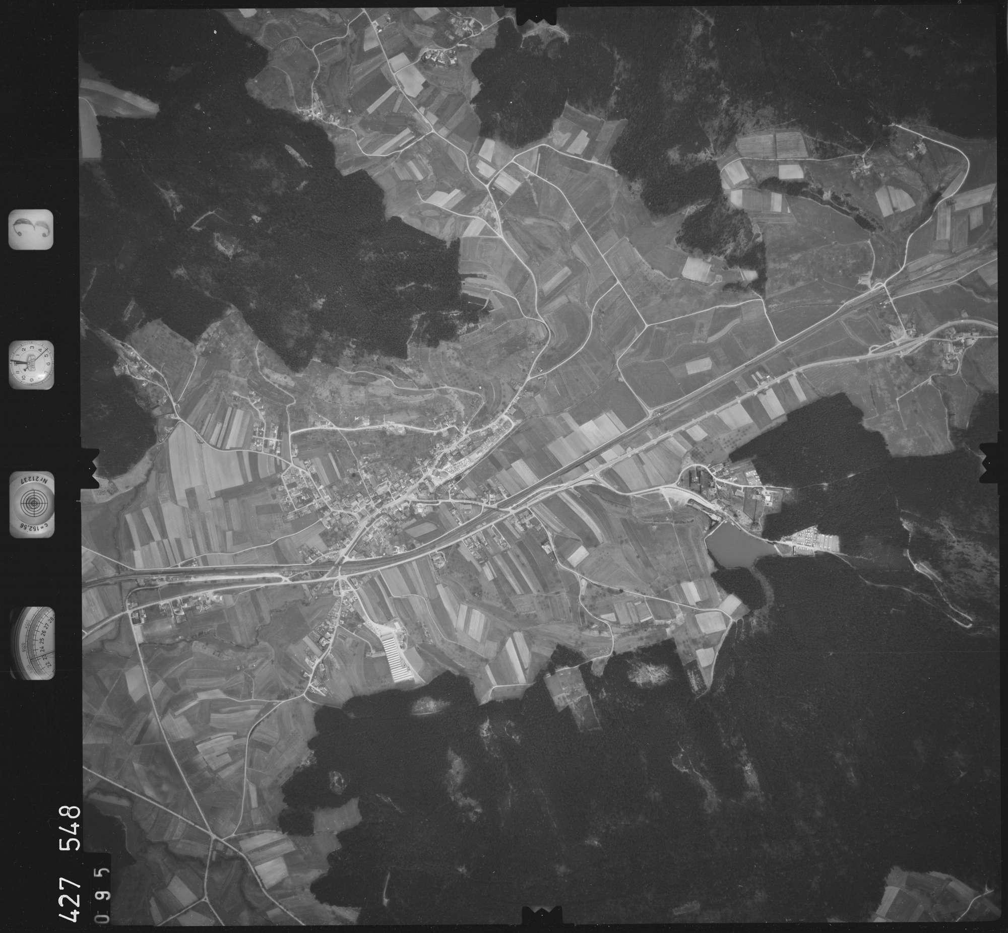 Luftbild: Film 3 Bildnr. 95, Bild 1