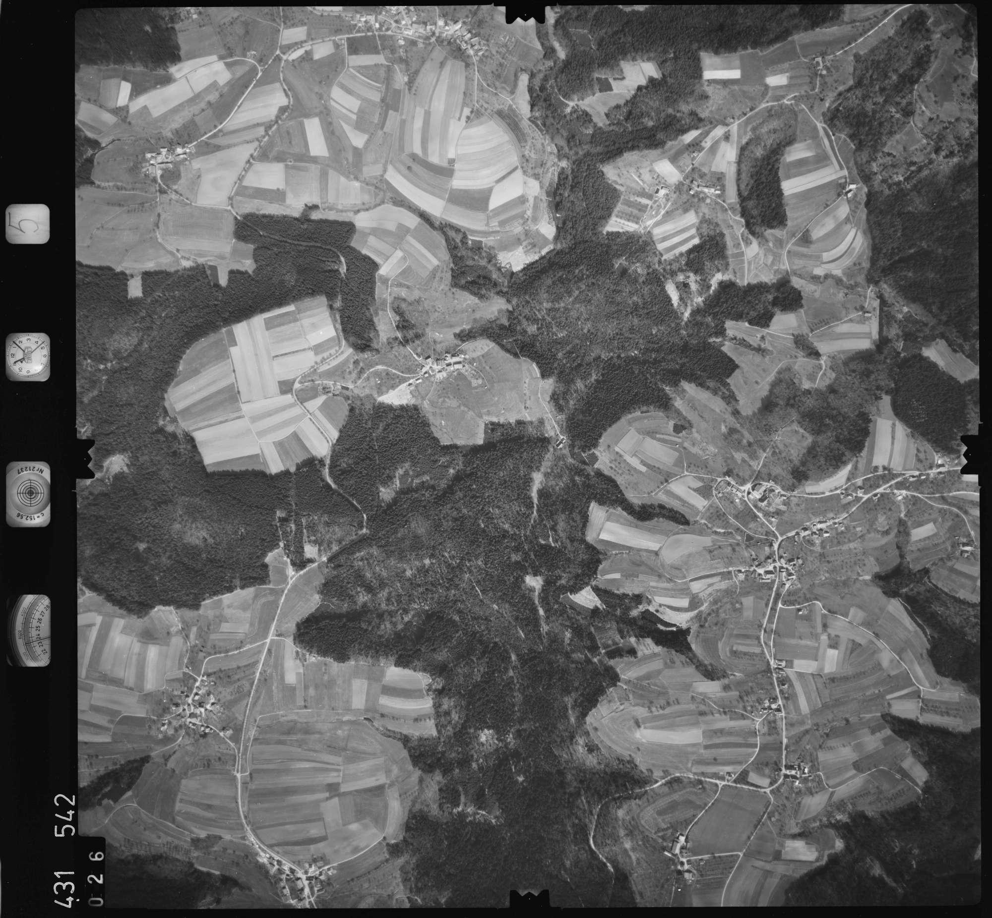 Luftbild: Film 5 Bildnr. 26, Bild 1