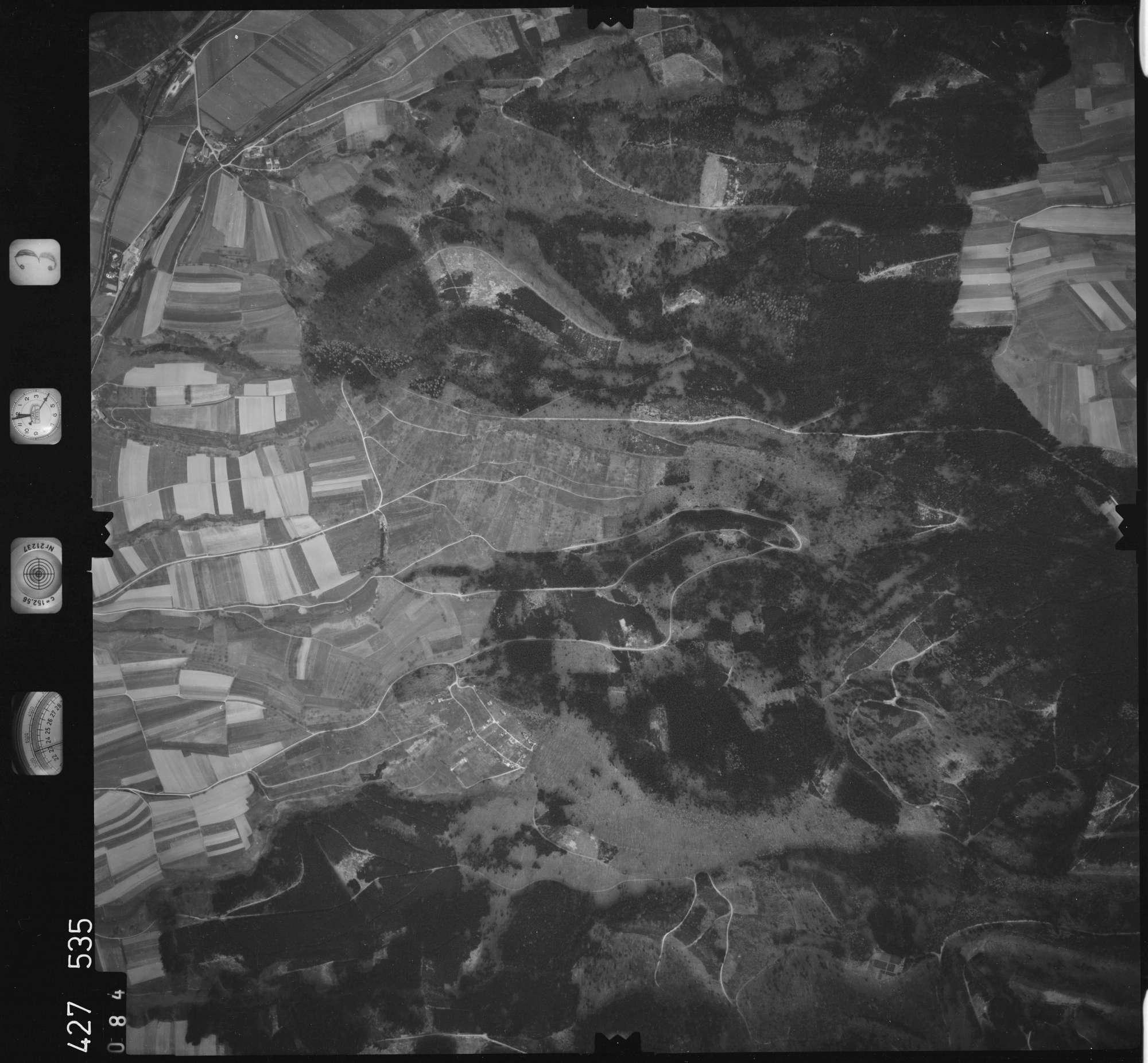 Luftbild: Film 3 Bildnr. 84, Bild 1