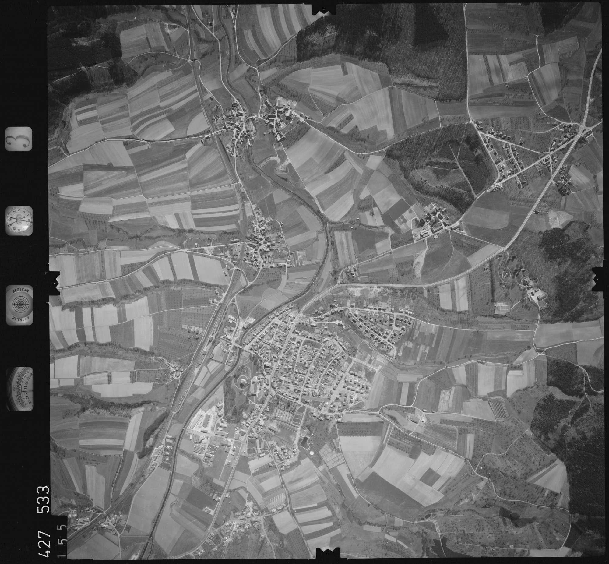 Luftbild: Film 3 Bildnr. 155, Bild 1