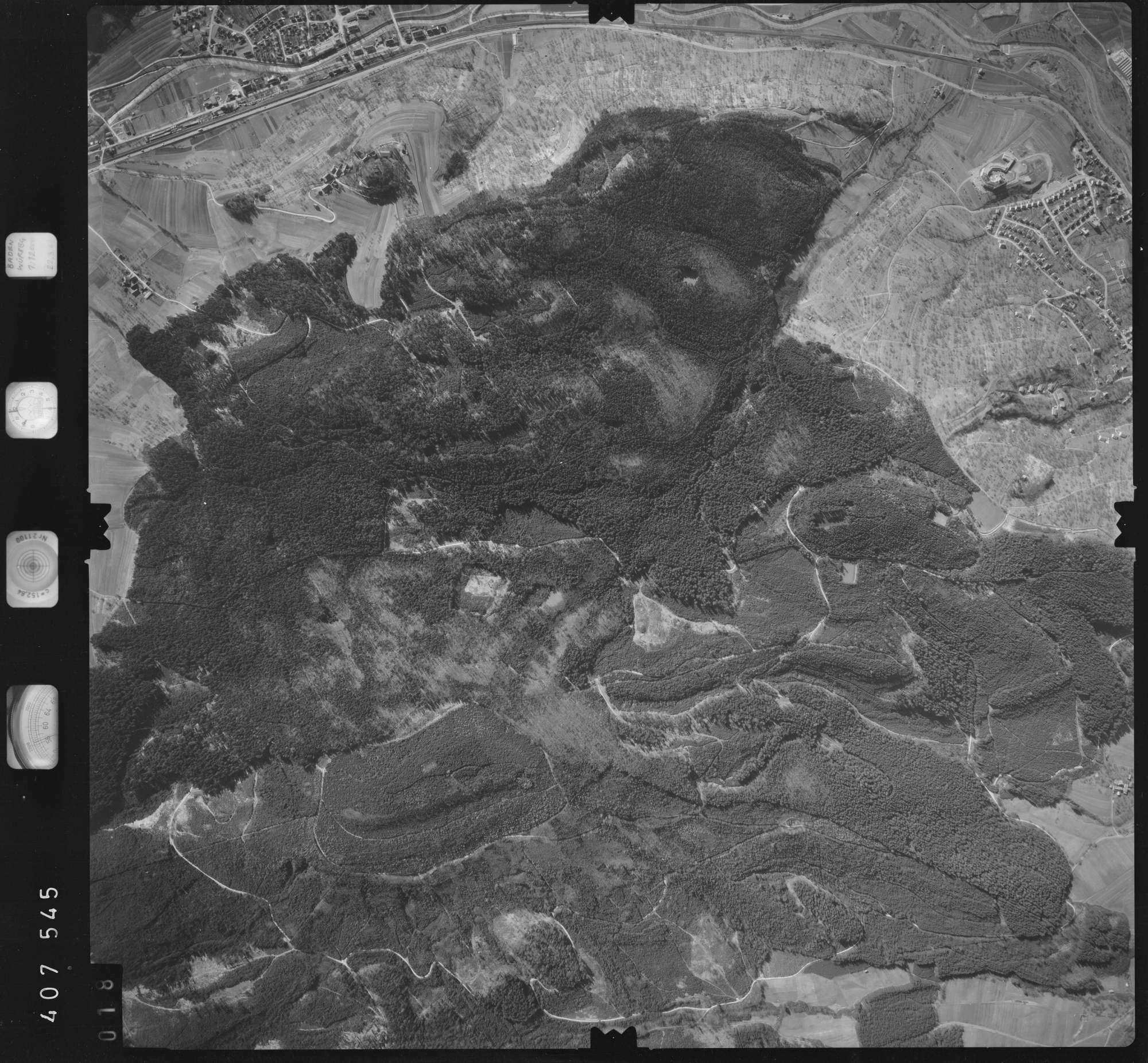 Luftbild: Film 5 Bildnr. 18, Bild 1