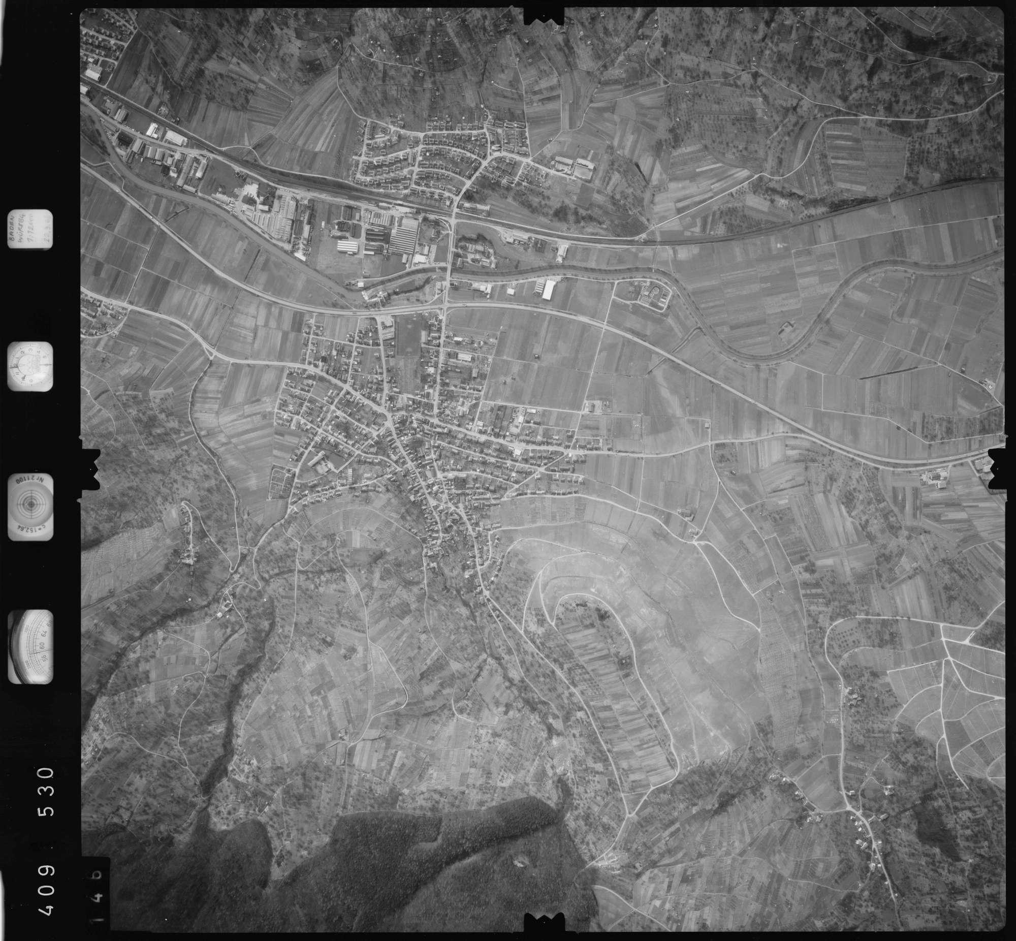 Luftbild: Film 5 Bildnr. 146, Bild 1