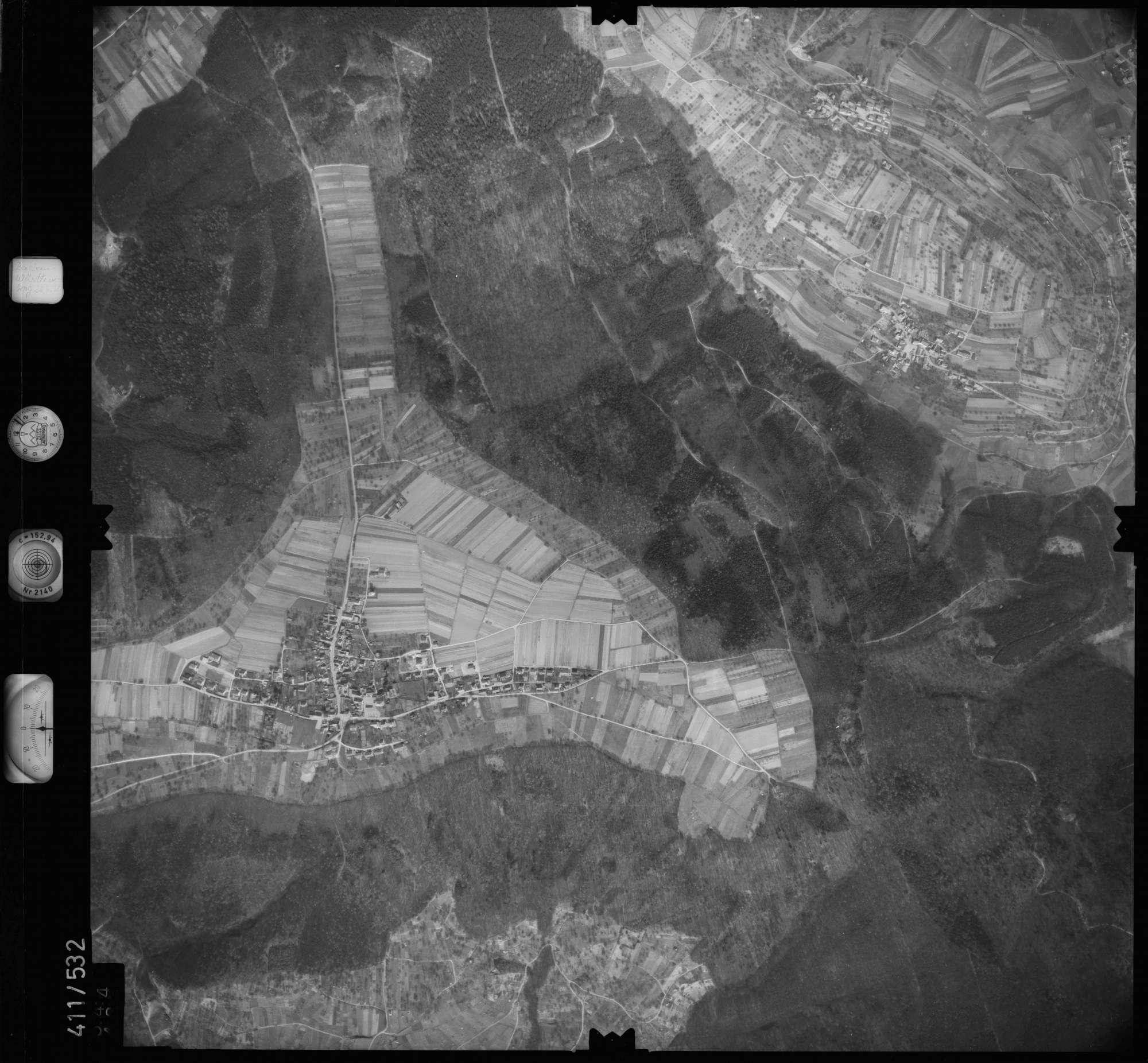Luftbild: Film 7 Bildnr. 544, Bild 1