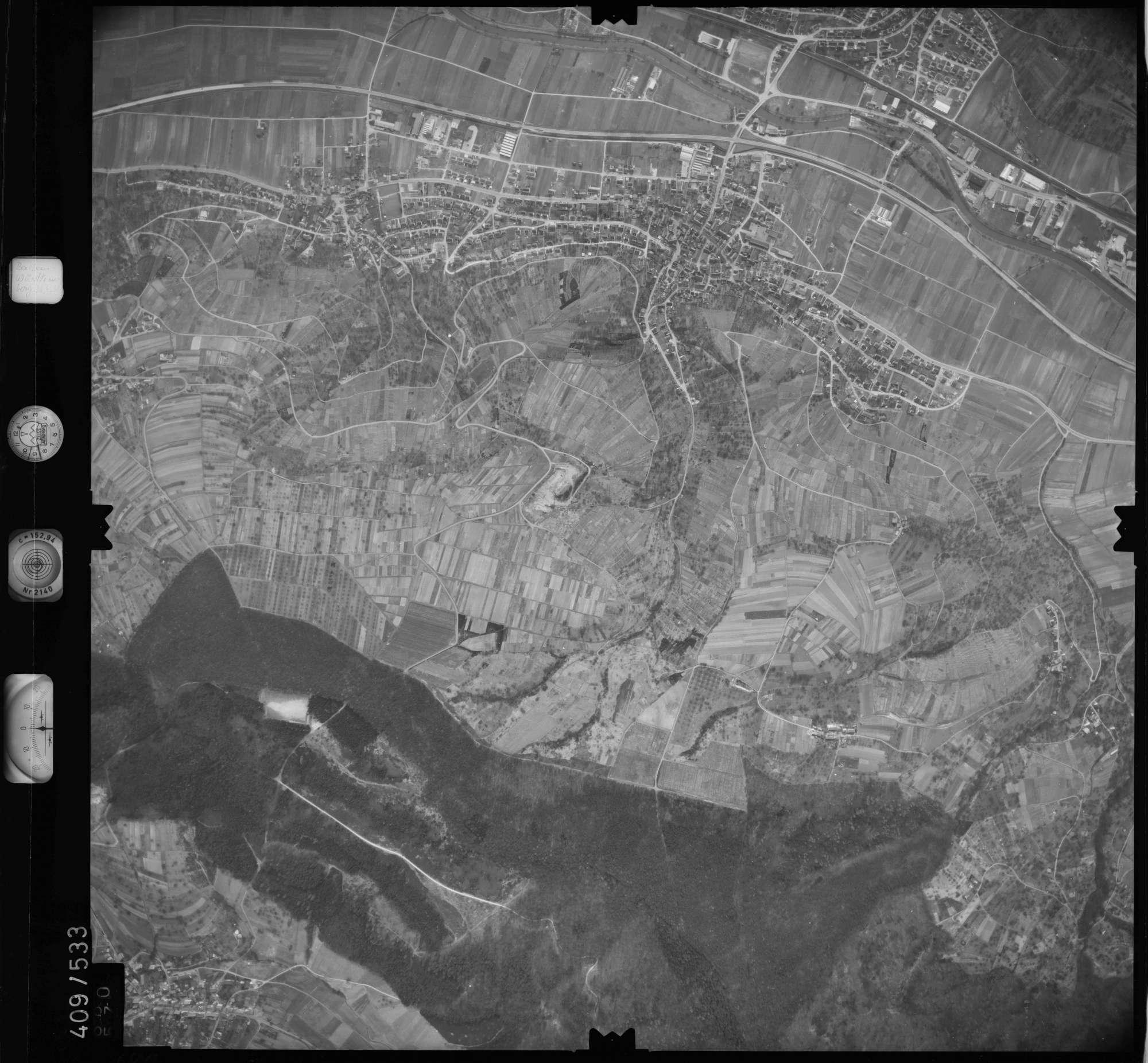 Luftbild: Film 7 Bildnr. 680, Bild 1