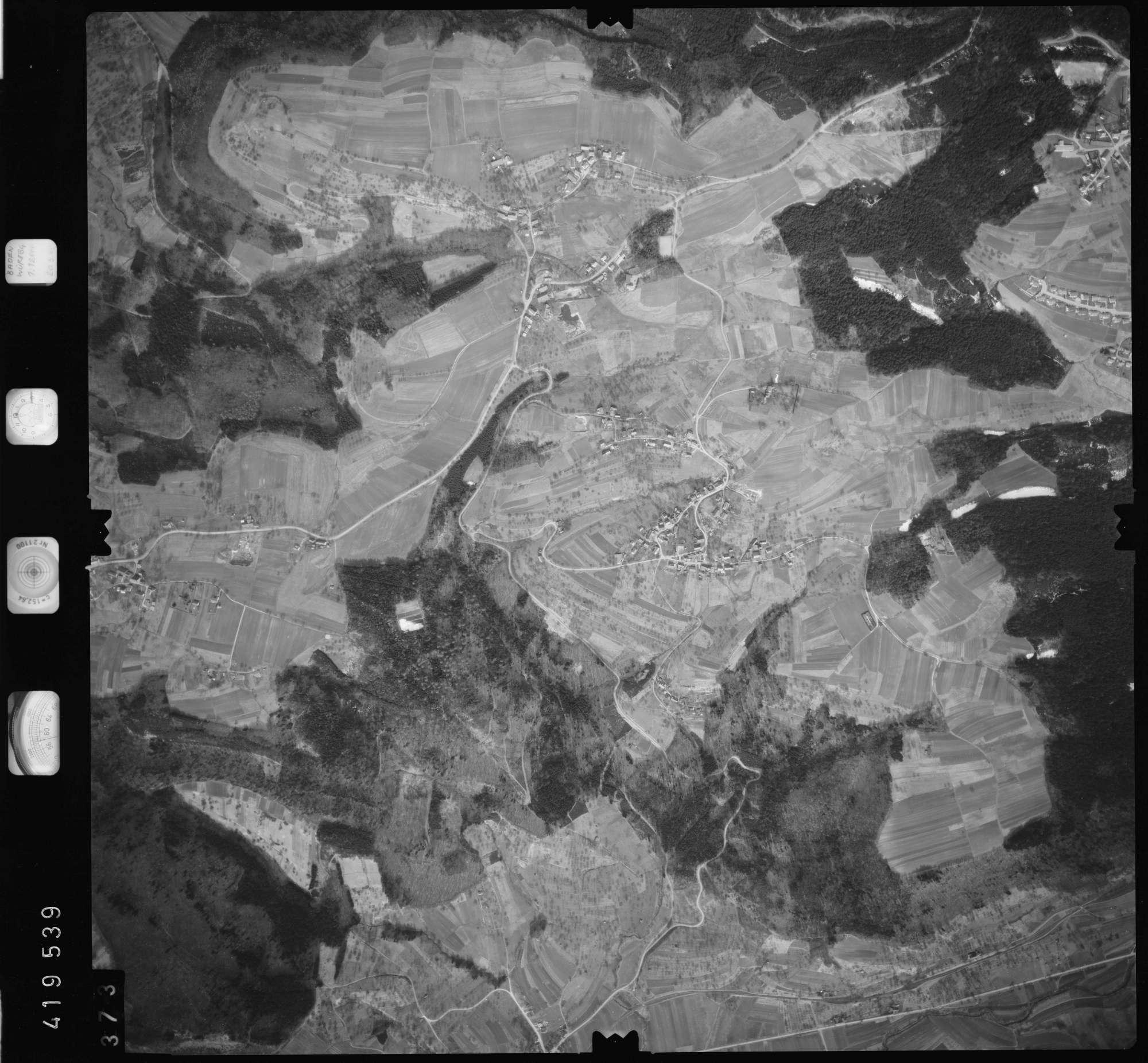 Luftbild: Film 2 Bildnr. 373, Bild 1