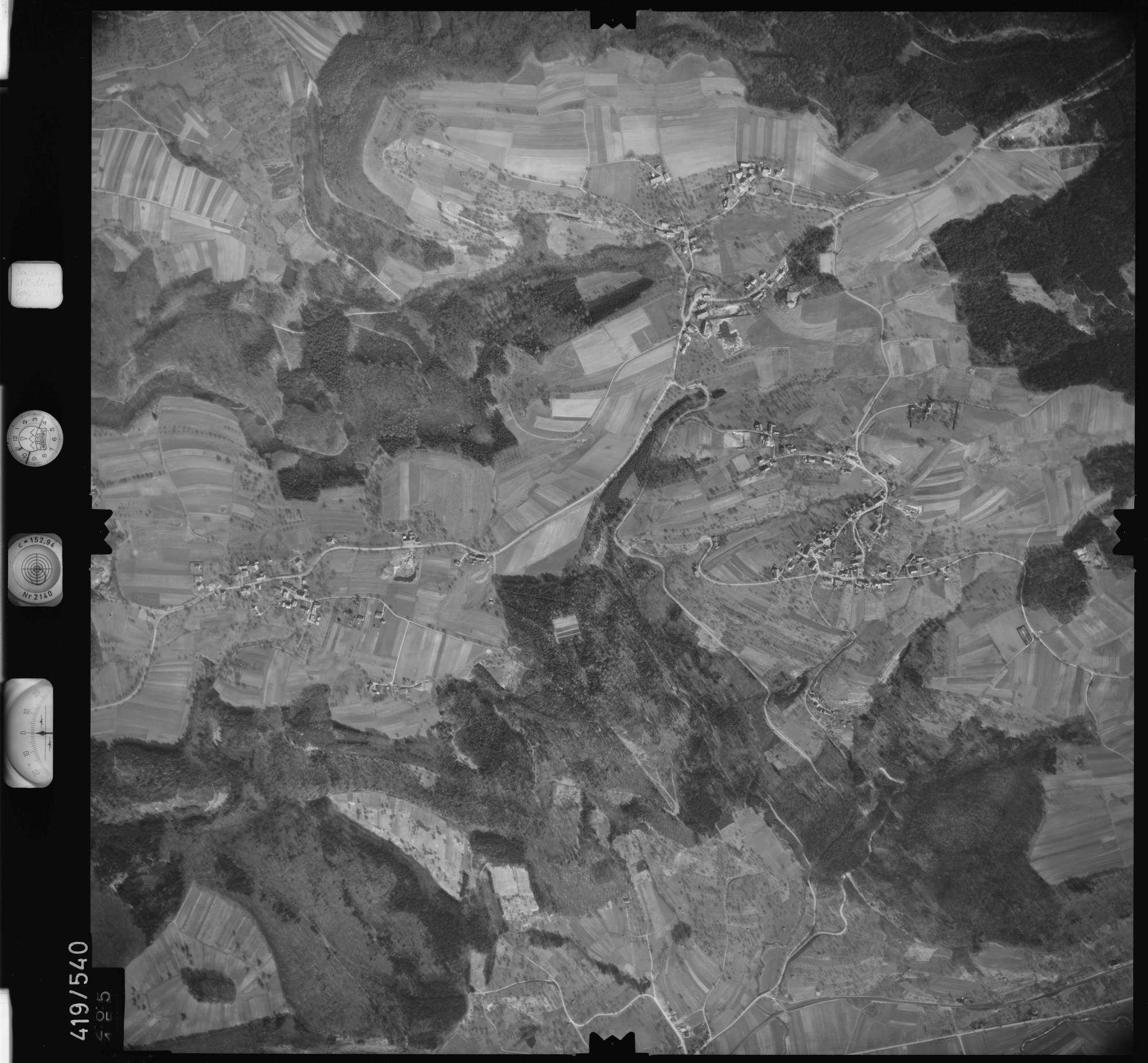 Luftbild: Film 6 Bildnr. 265, Bild 1